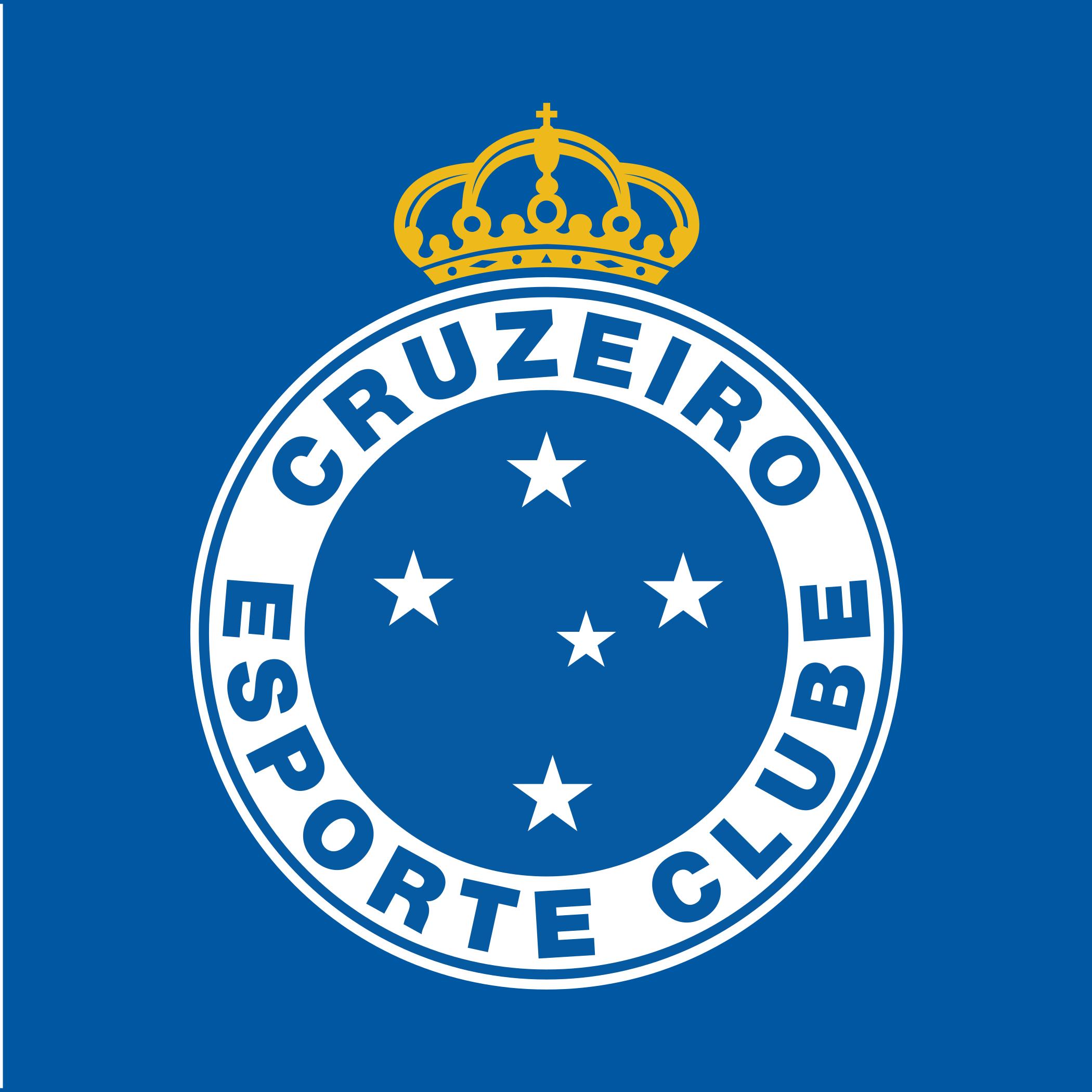 cruzeiro logo escudo 6 - Cruzeiro EC Logo