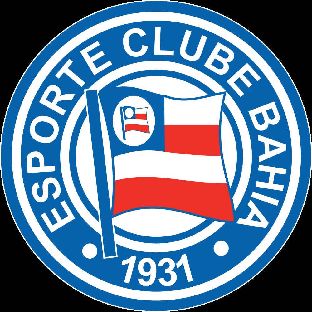 E C Bahia Logo, Escudo.