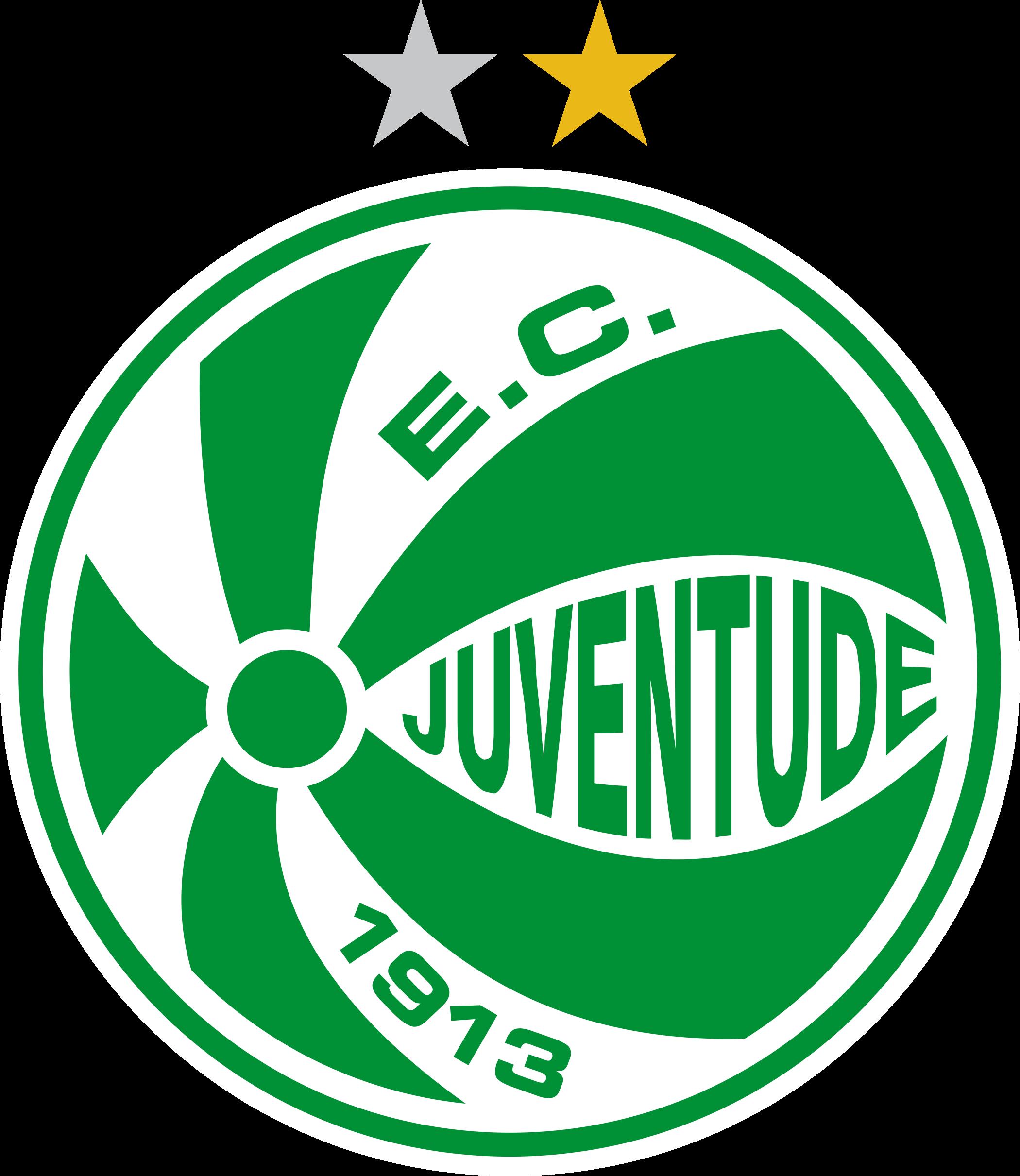 EC Juventude Logo, Escudo.