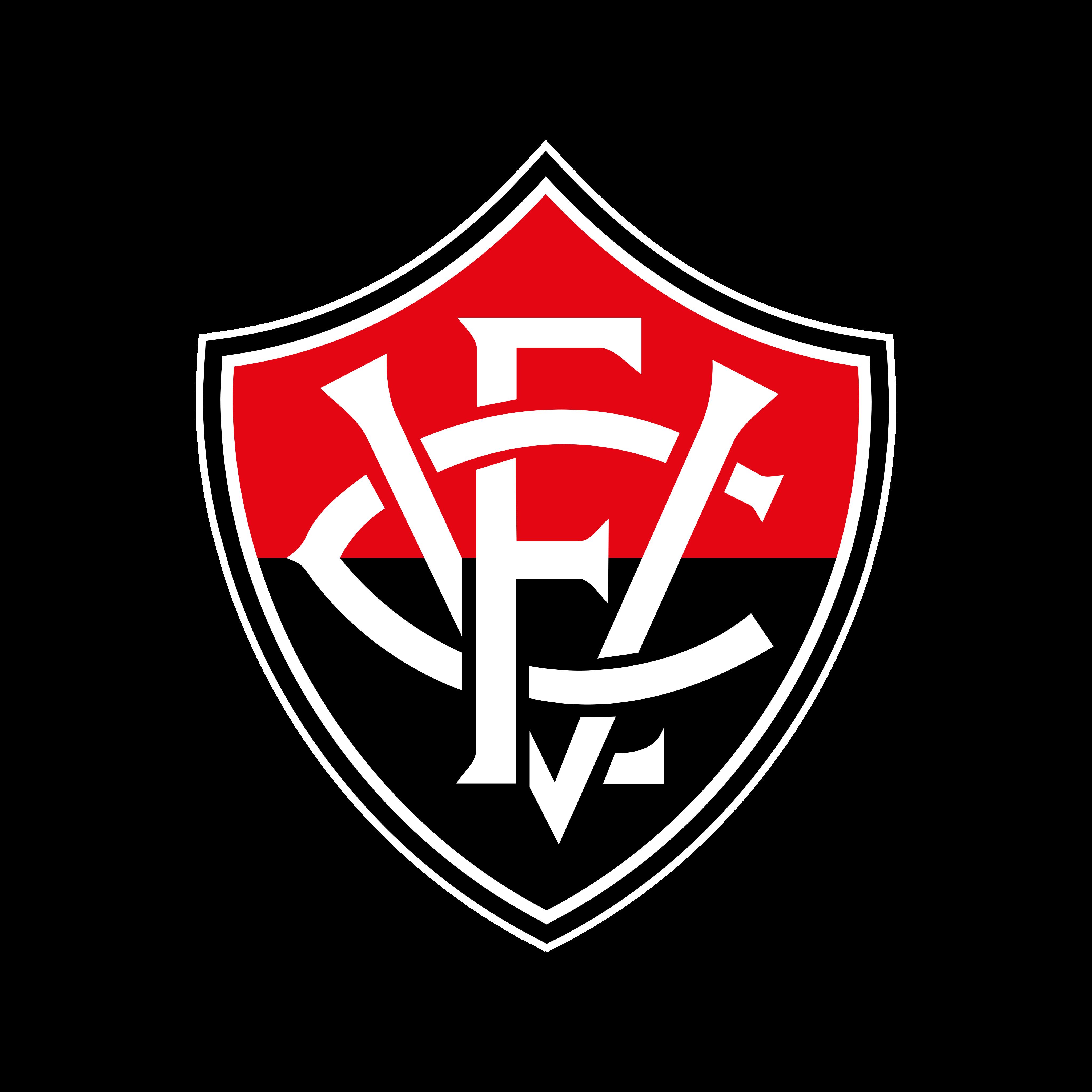 ec vitoria logo 0 - Esporte Clube Vitória Logo