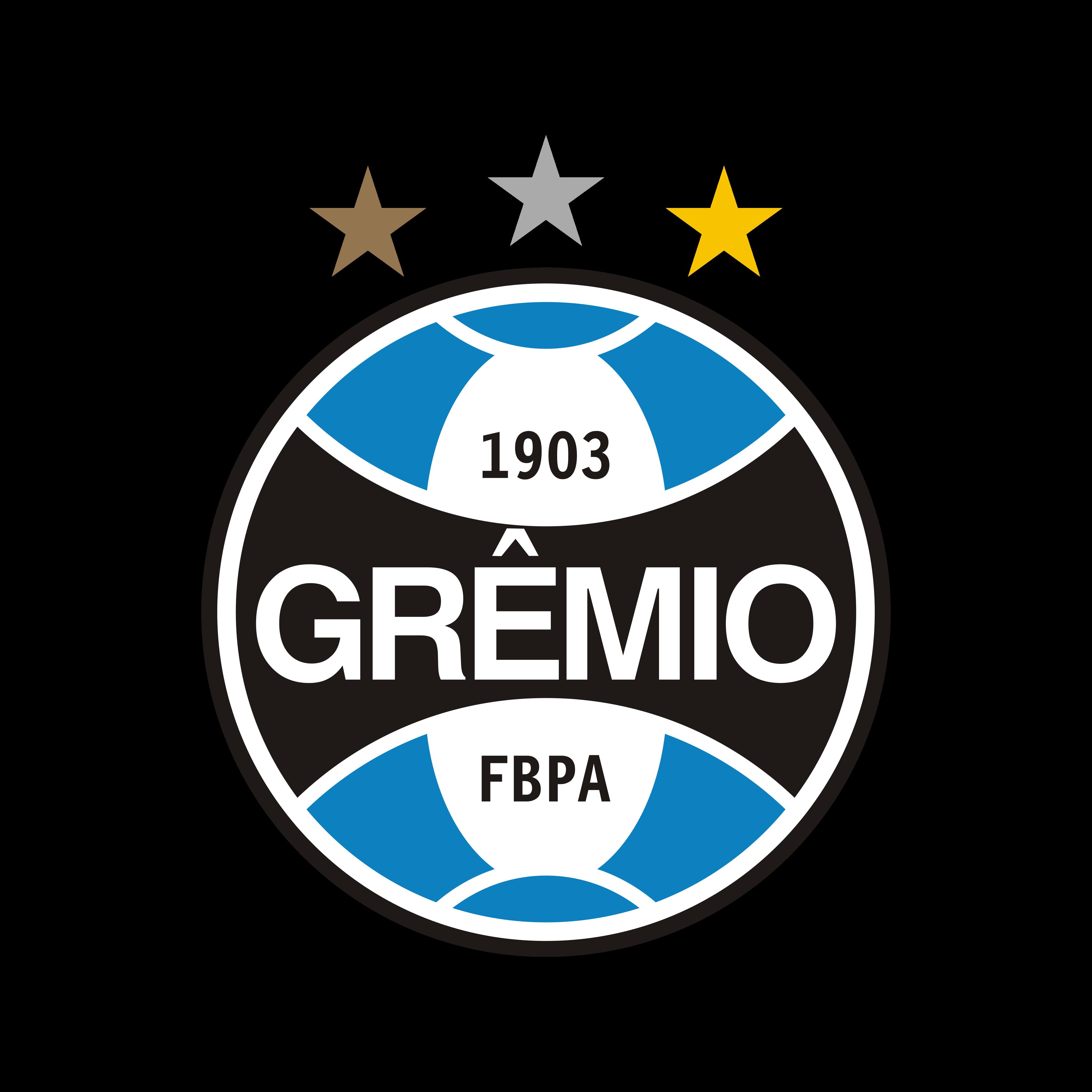 gremio logo 0 - Grêmio FC Logo