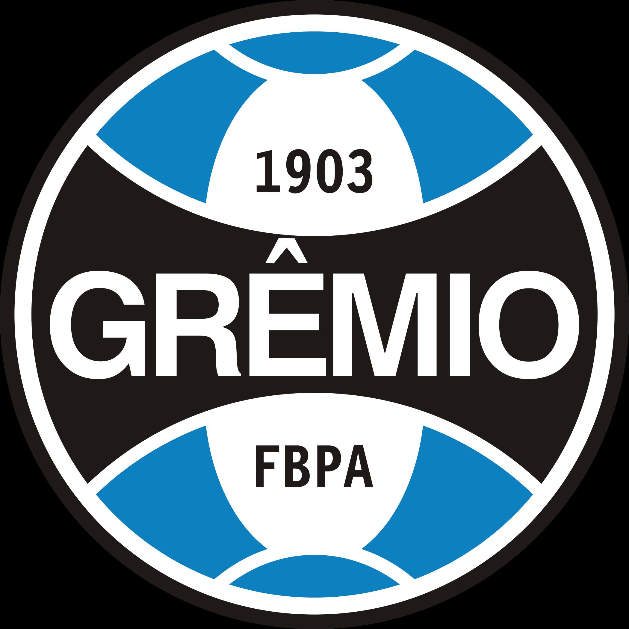 gremio logo escudo 2 - Grêmio Logo – Escudo