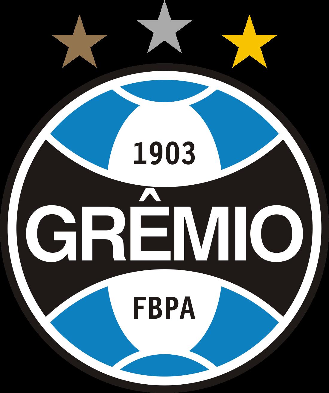 gremio logo escudo 5 - Grêmio Logo – Escudo