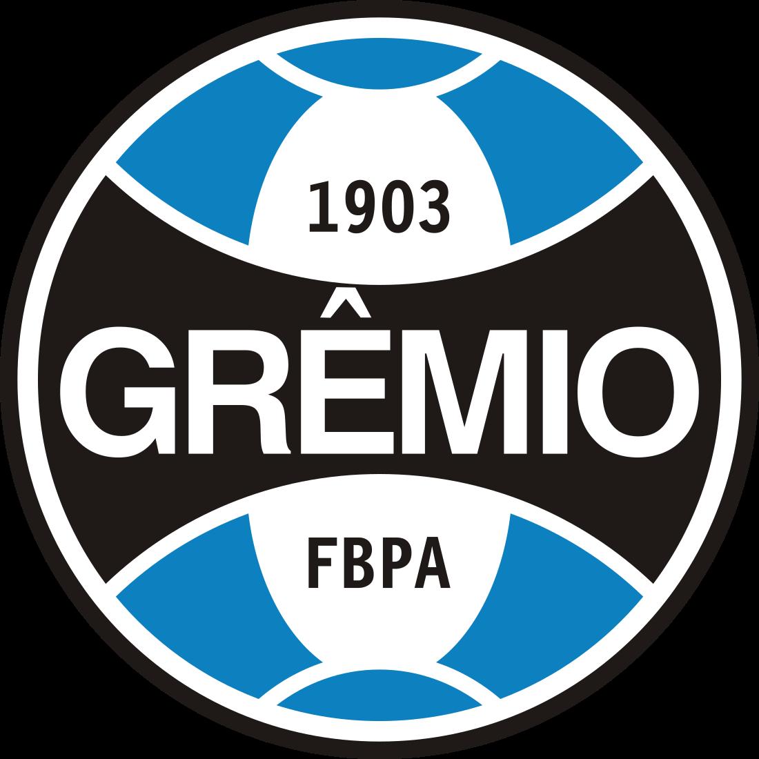 gremio logo escudo 6 - Grêmio Logo – Escudo