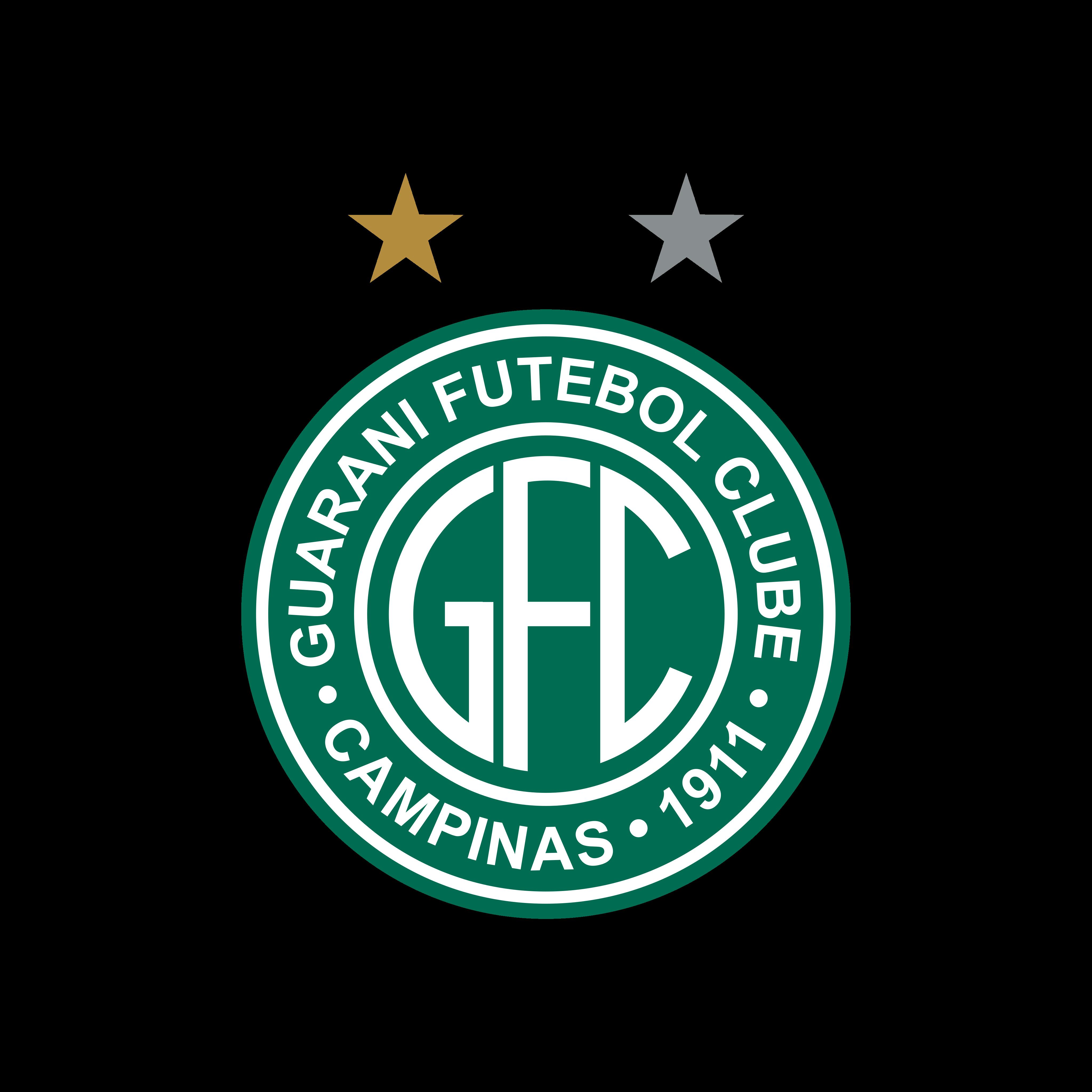 guarani logo 0 - Guarani FC Logo - Brasil