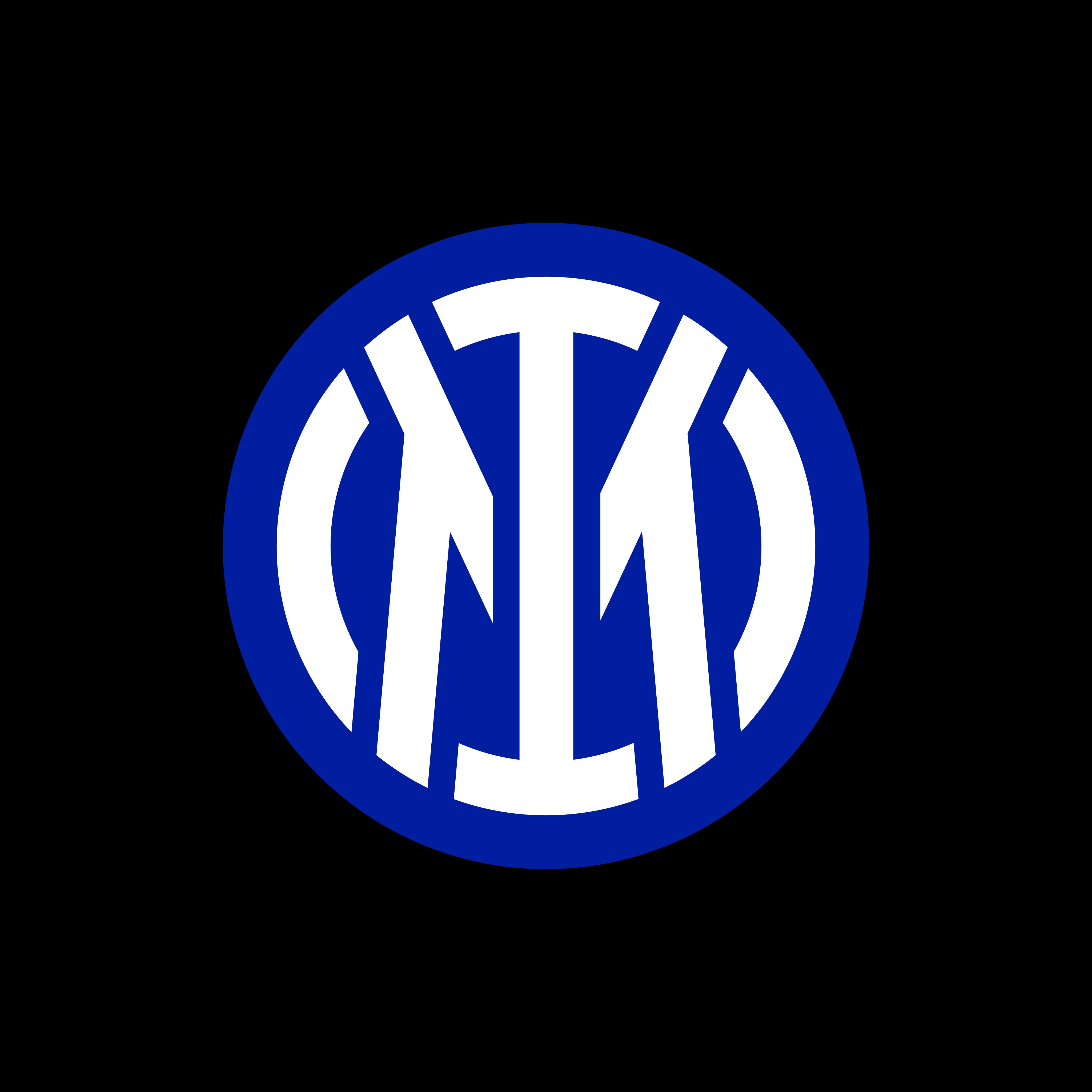 inter milan logo 0 - Inter Milan - Internazionale Logo