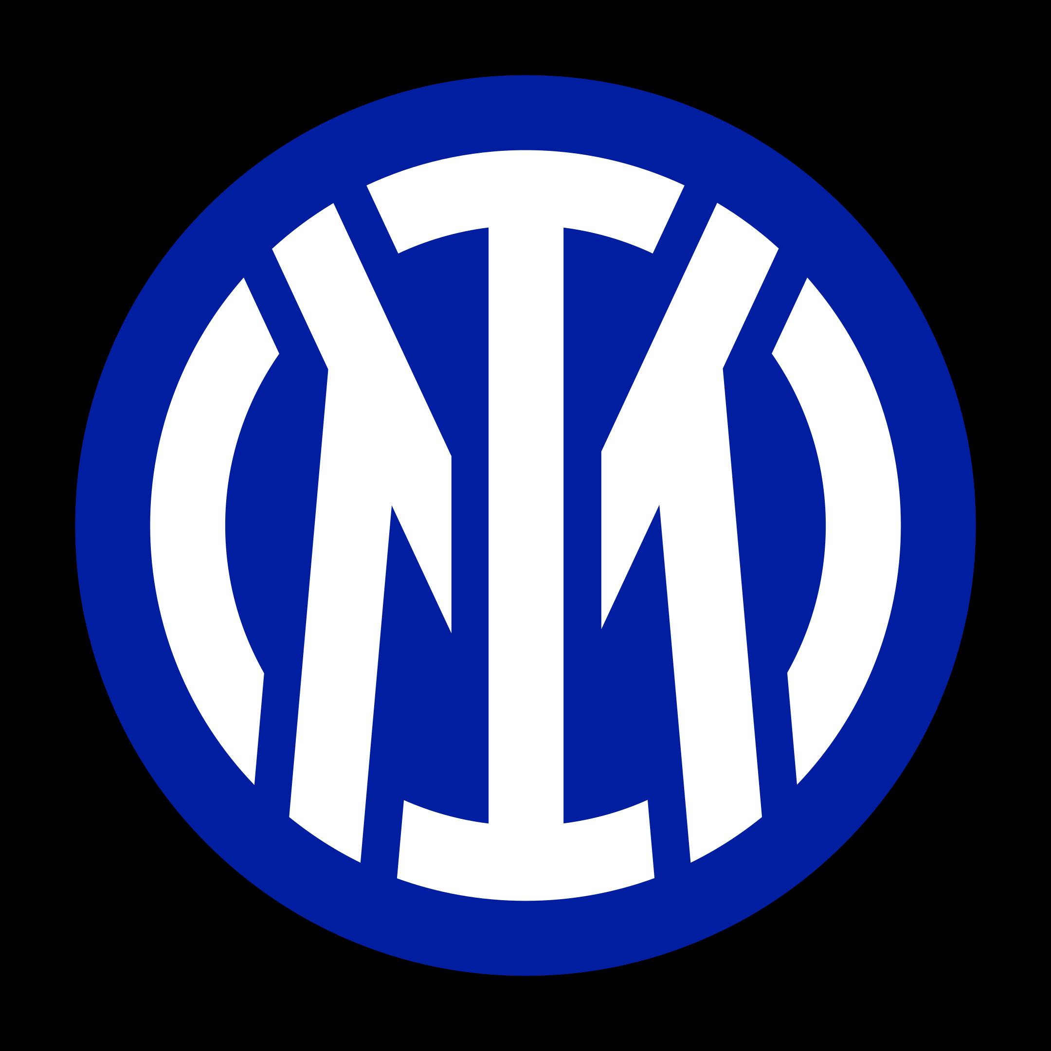 inter milan logo 1 - Inter Milan - Internazionale Logo