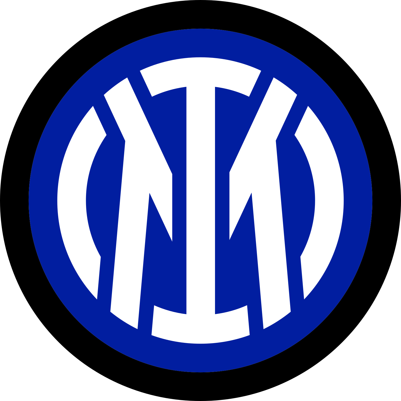 inter milan logo 2 - Inter Milan - Internazionale Logo