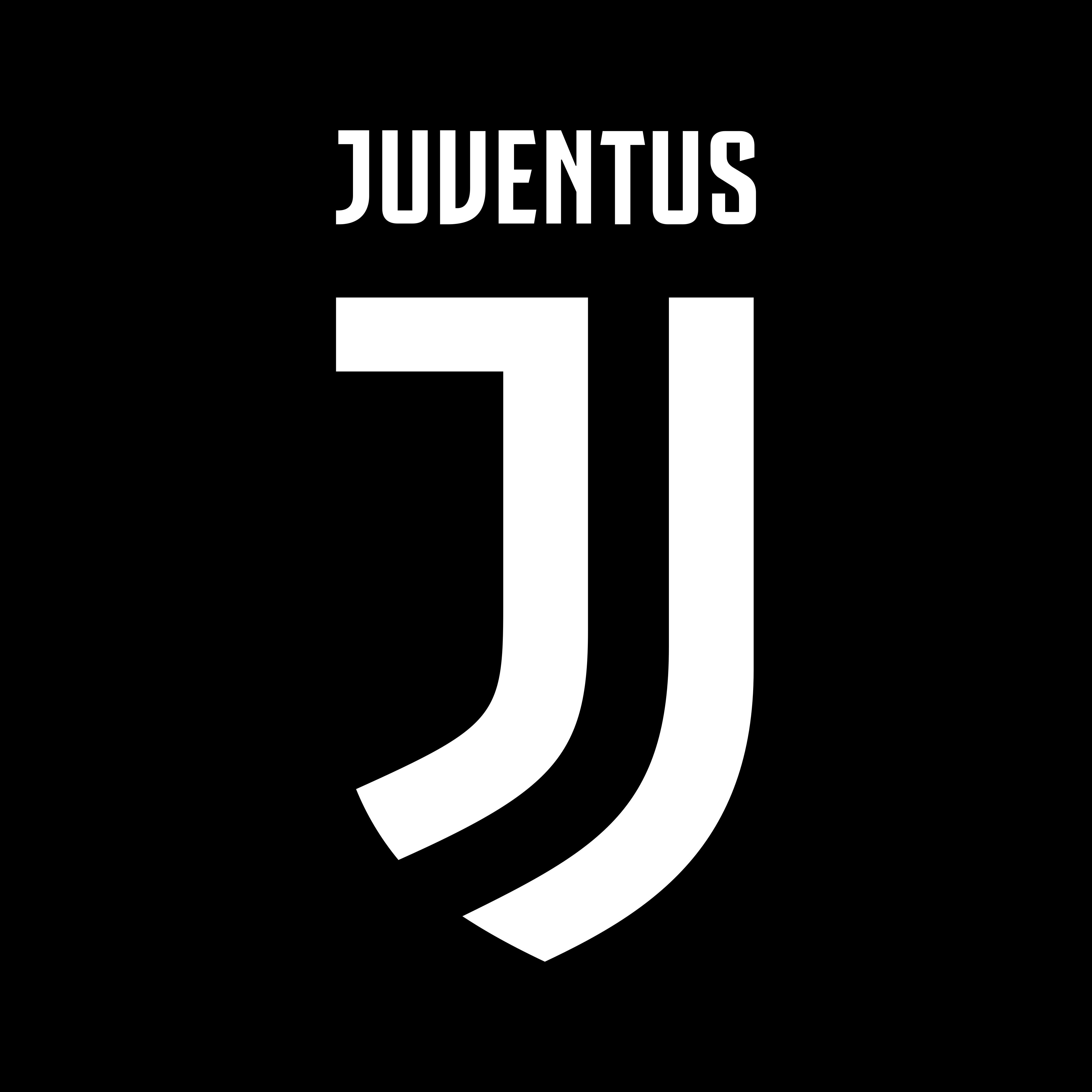 juventus logo 1 - Juventus Logo - Escudo