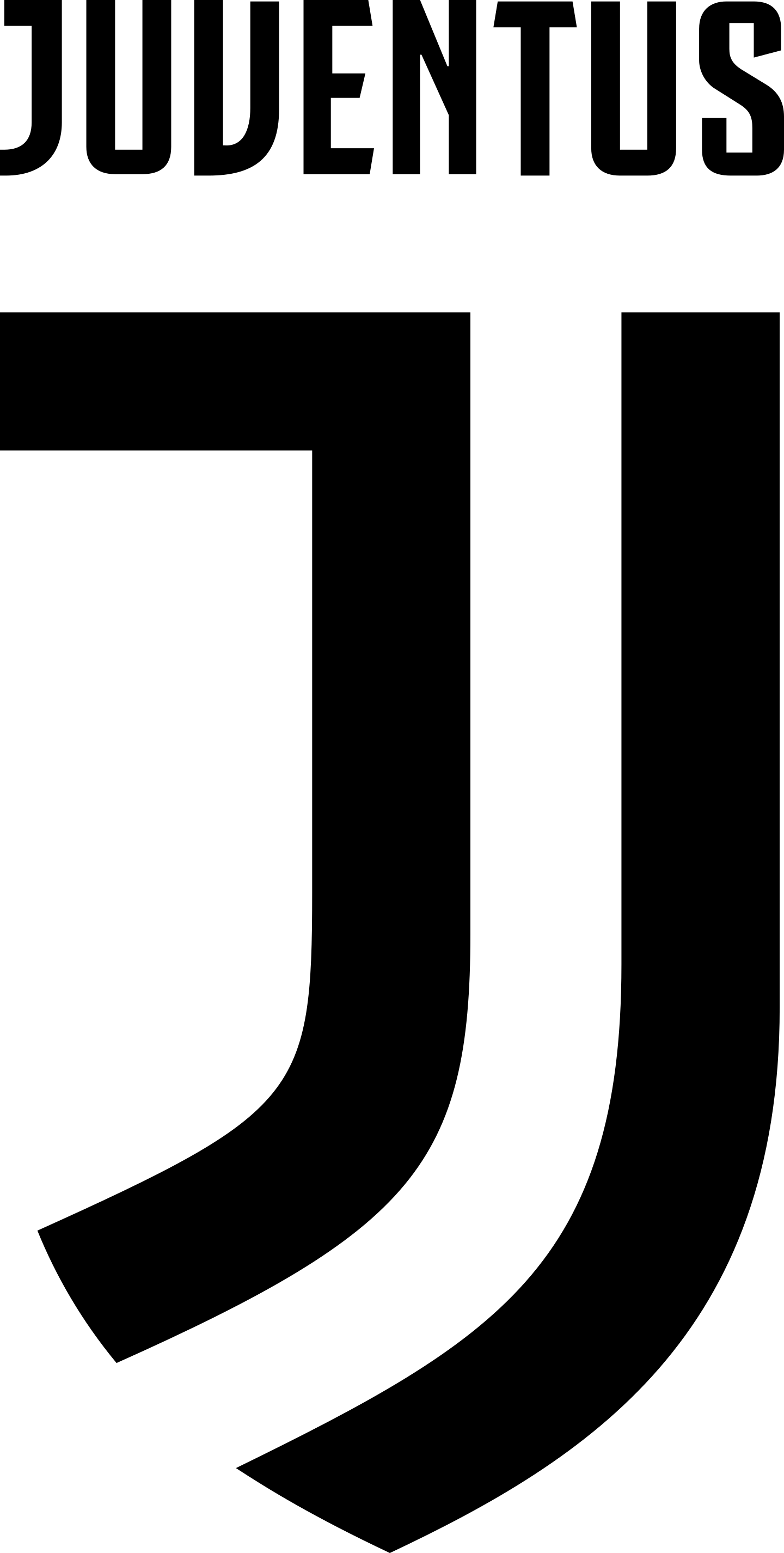 juventus logo 2 - Juventus Logo - Escudo