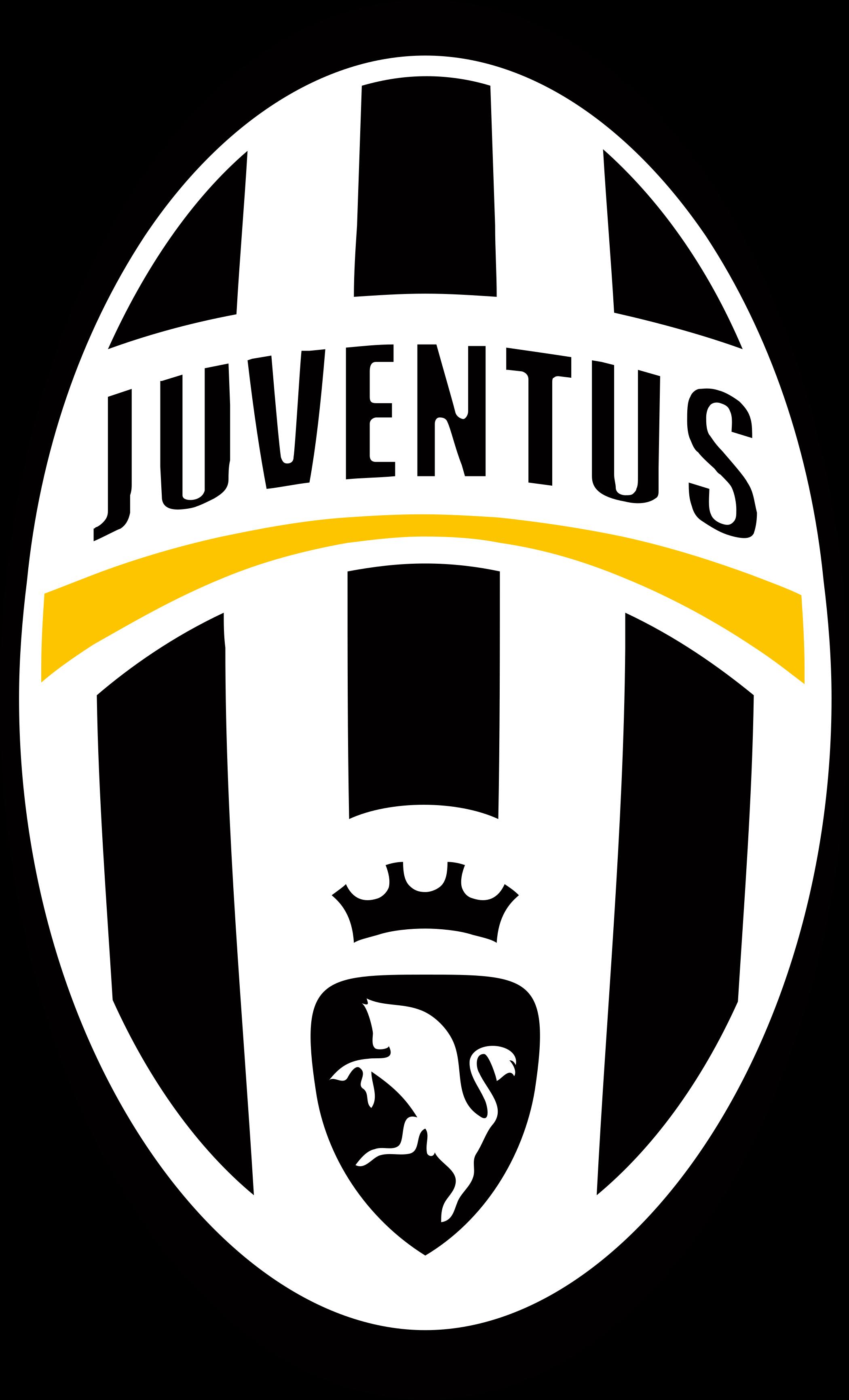 juventus turim logo escudo 1 - Juventus Logo - Escudo