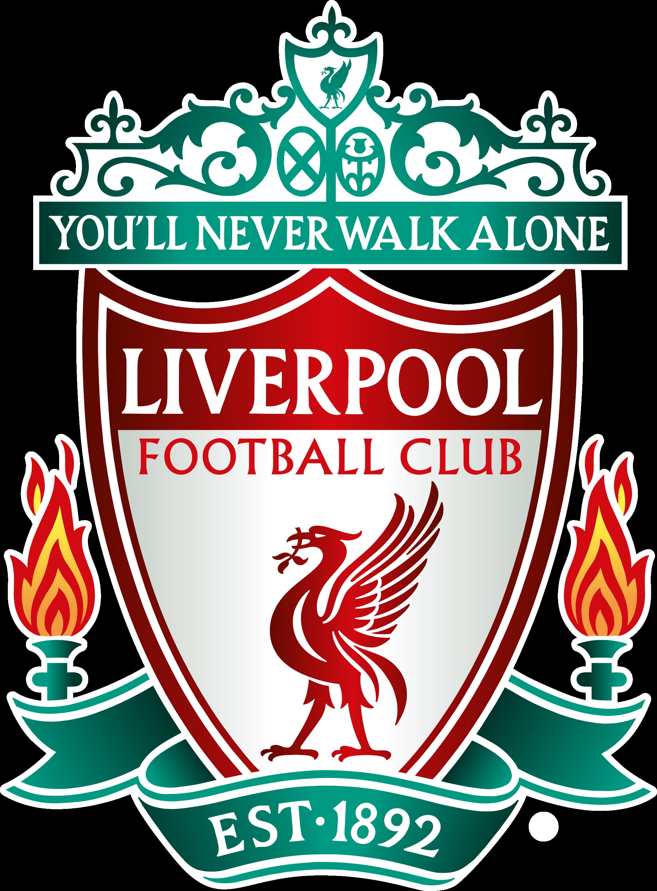 liverpool fc logo escudo 2 - Liverpool FC Logo