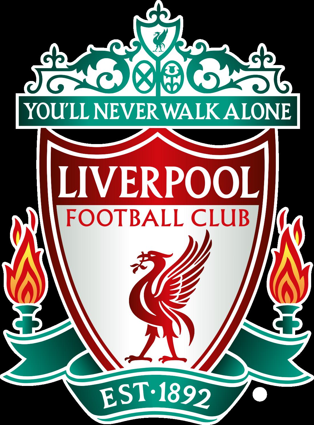 Liverpool FC logo, escudo.