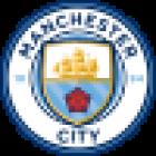 Manchester City logo, escudo, badge.