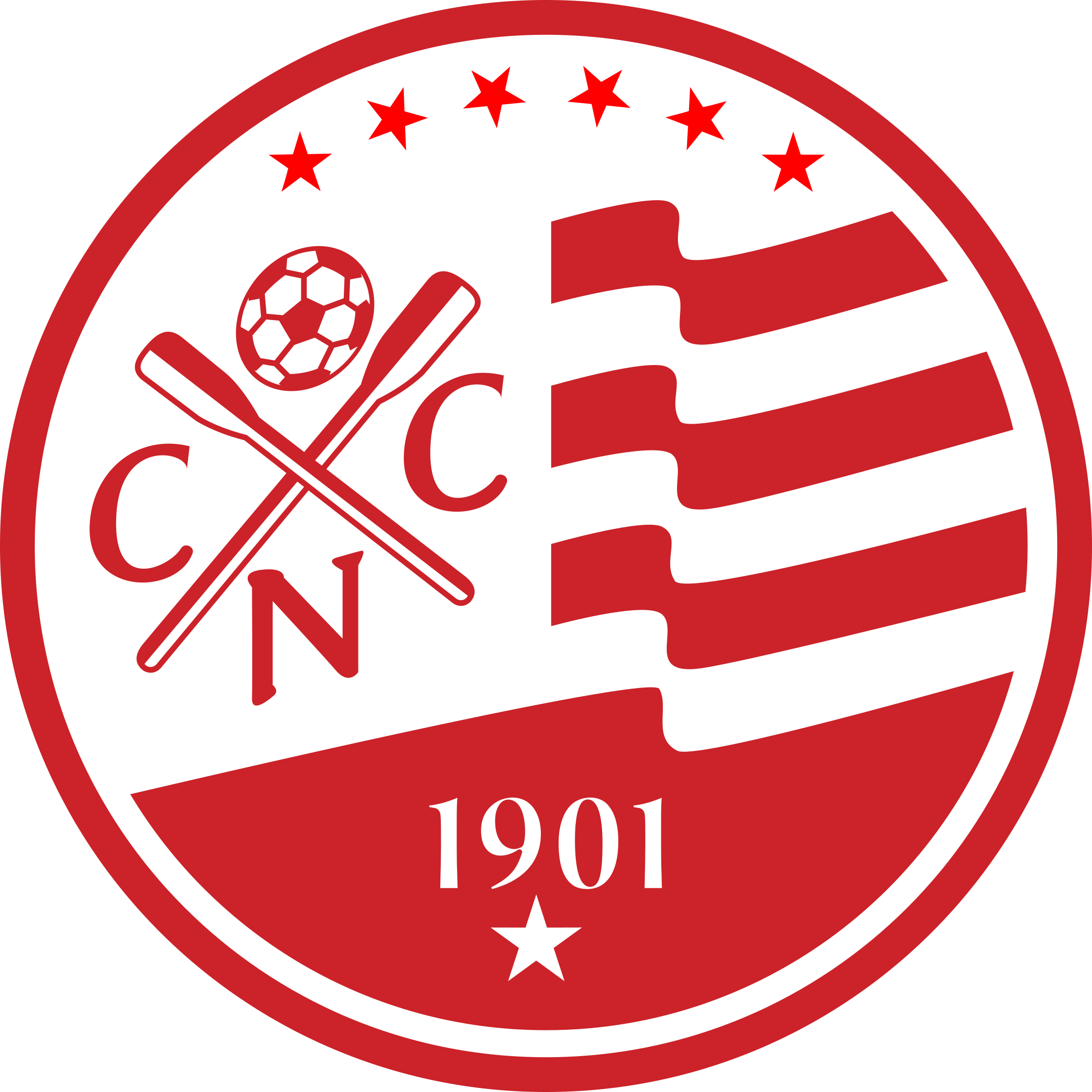 nautico logo 1 - Náutico Logo (Brazil)