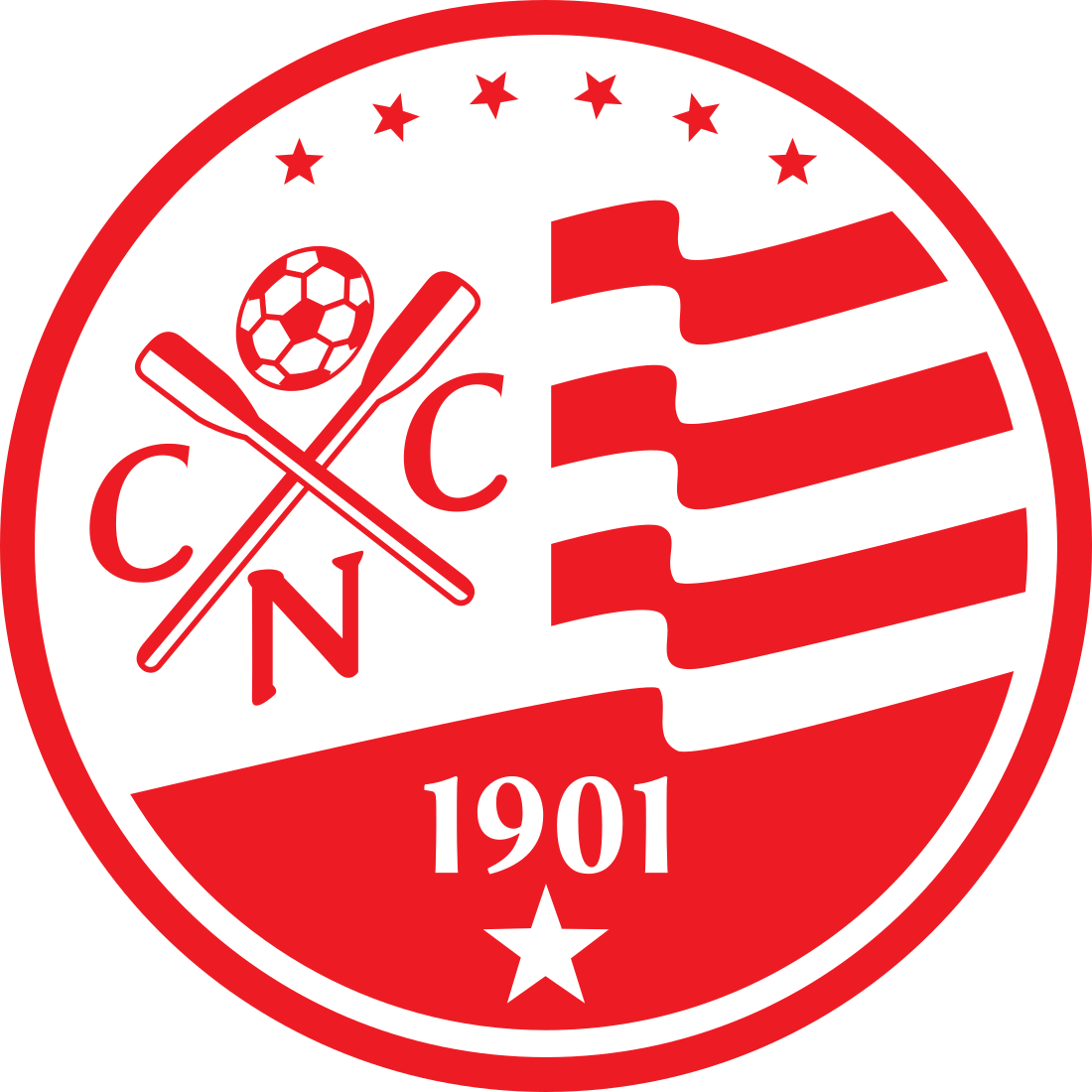 Náutico Logo, escudo.