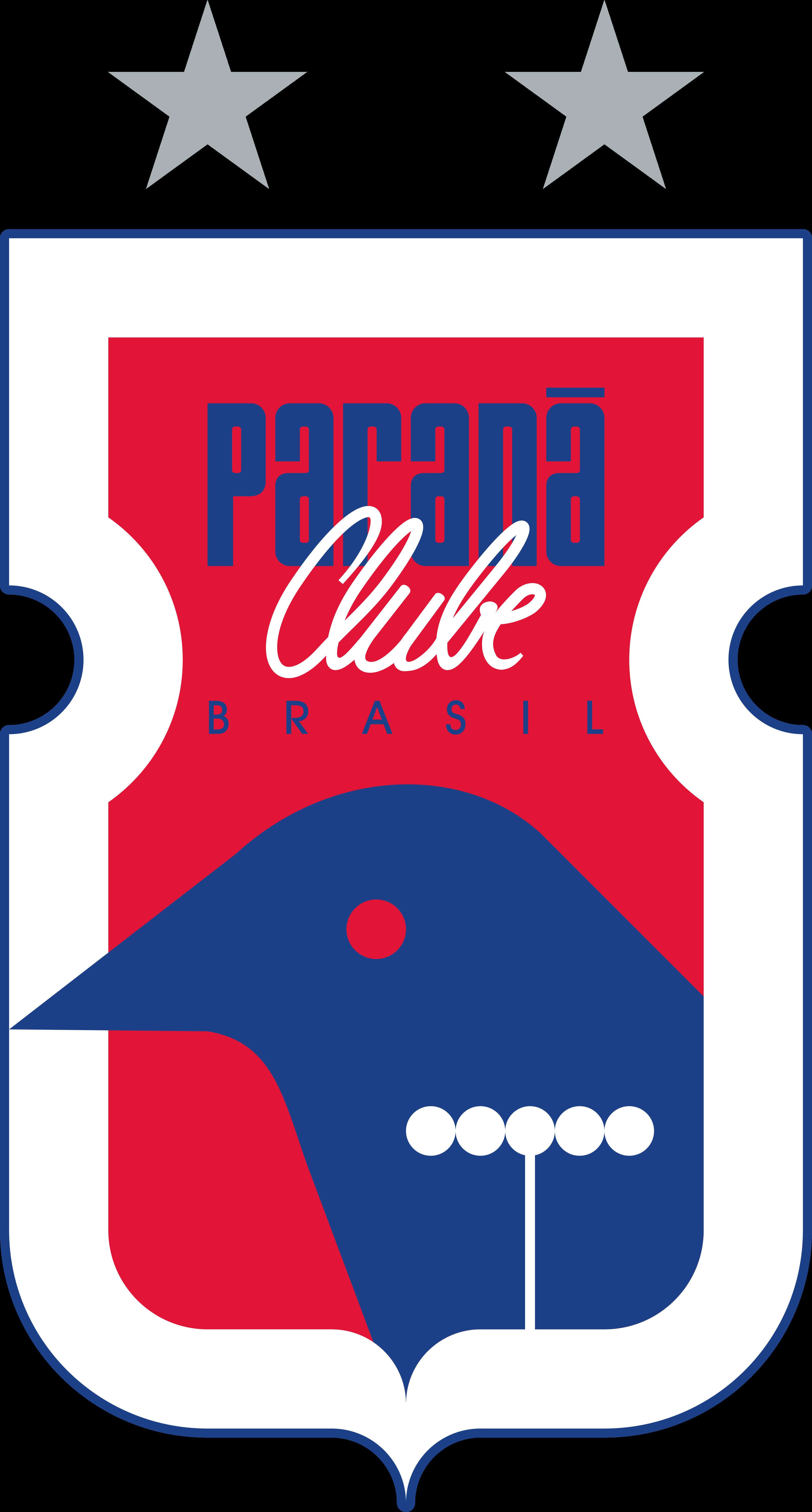 Paraná Clube Logo, escudo.