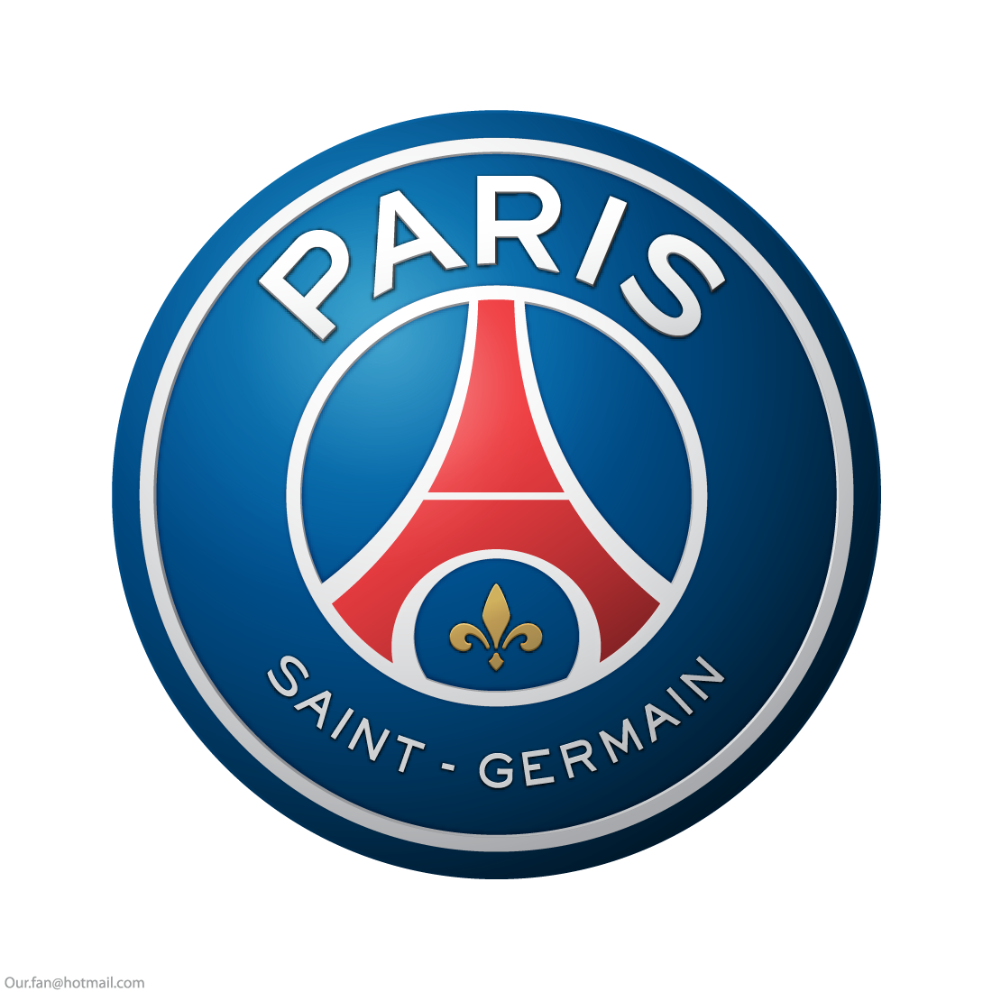 psg logo escudo paris saint germain 3 - PSG Logo - Escudo - Paris Saint-Germain Logo - Escudo