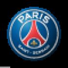 psg logo, escudo, Paris Saint-Germain .