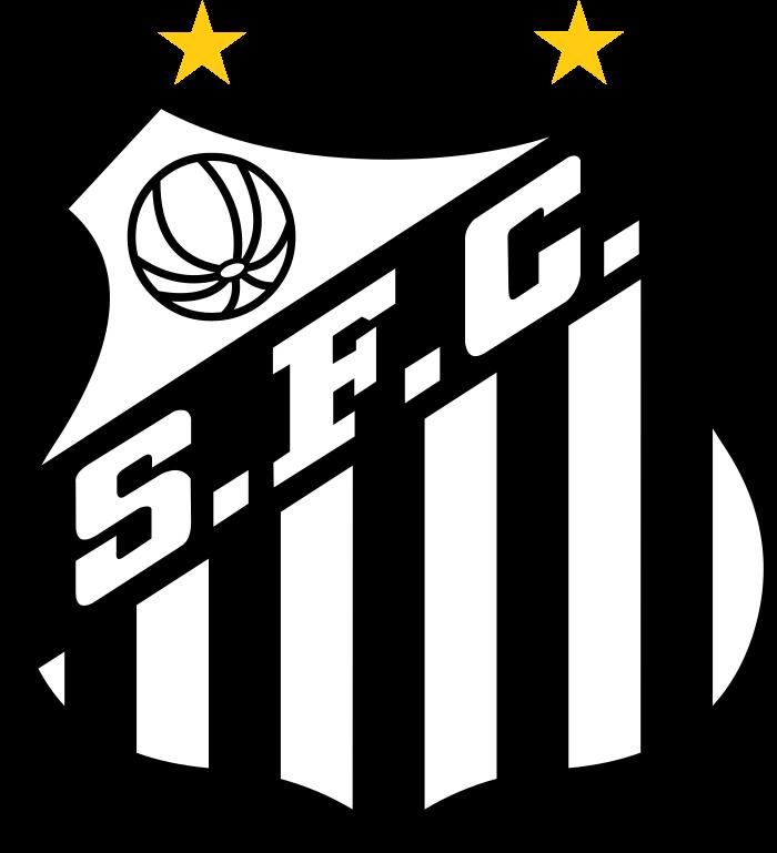 santos logo escudo 8 - Santos FC Logo