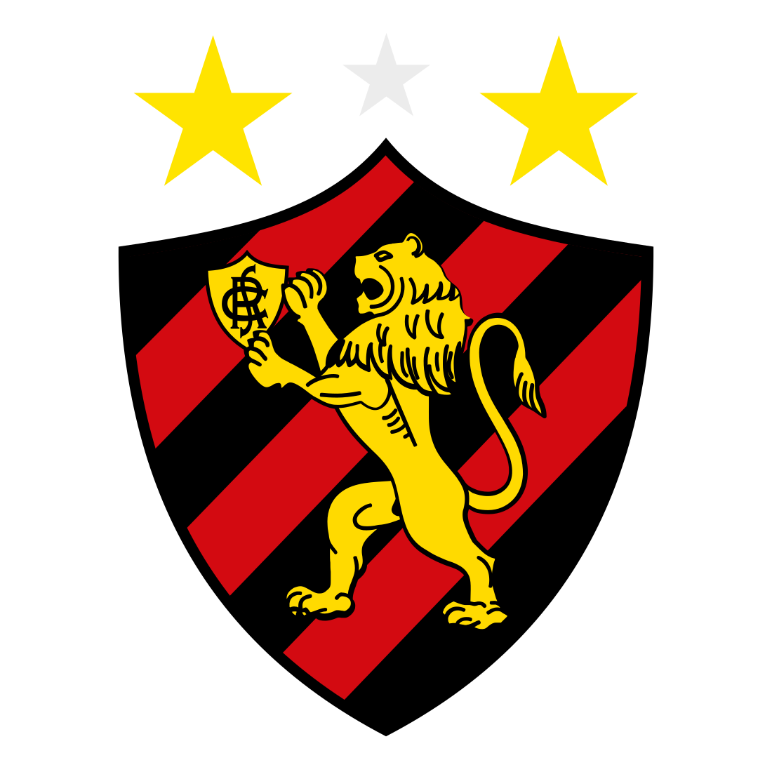 sport recife logo escudo 4 - Sport Club do Recife Logo - Escudo