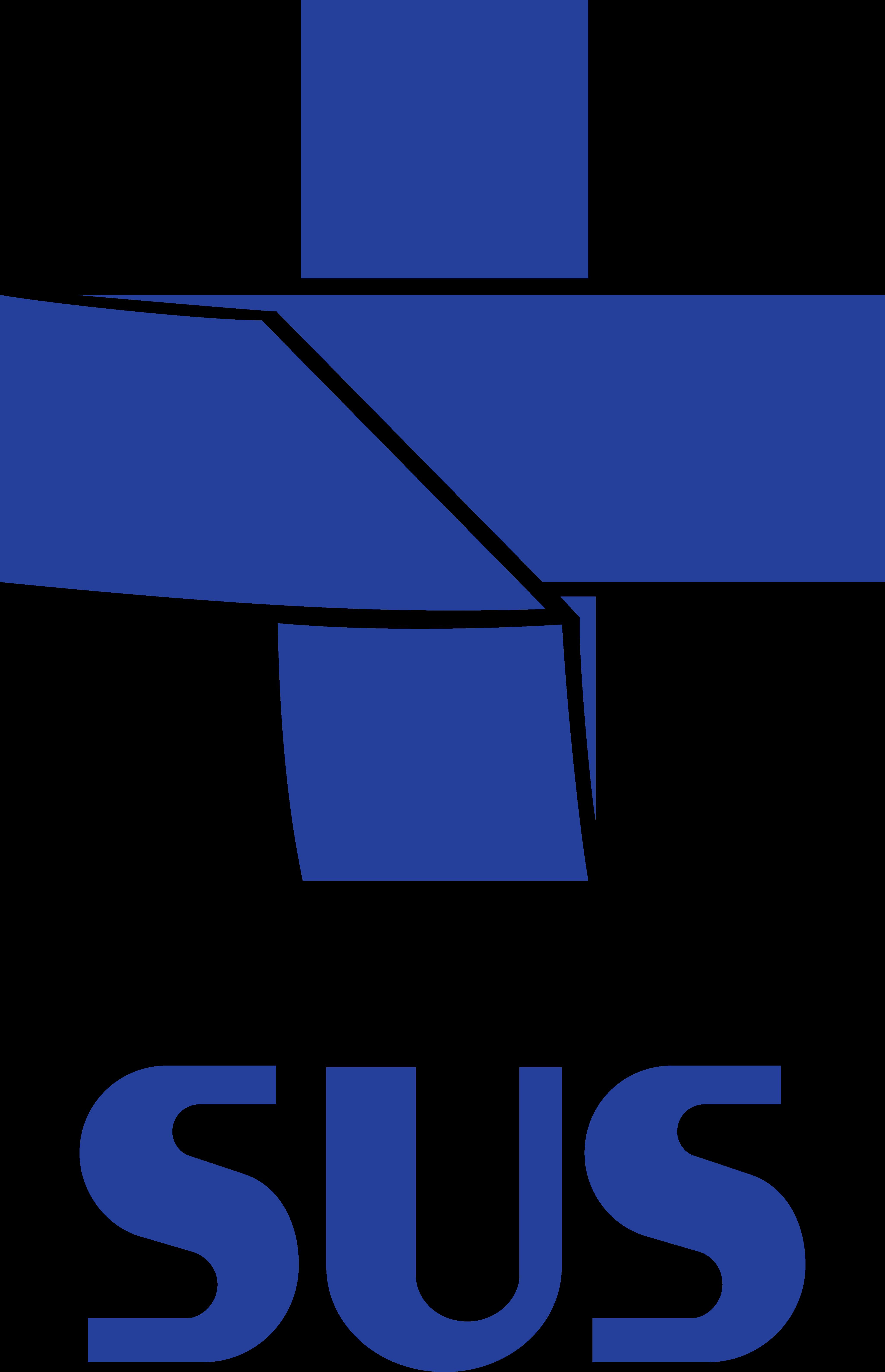 sus logo 01 - SUS Logo - Sistema Único de Saúde Logo