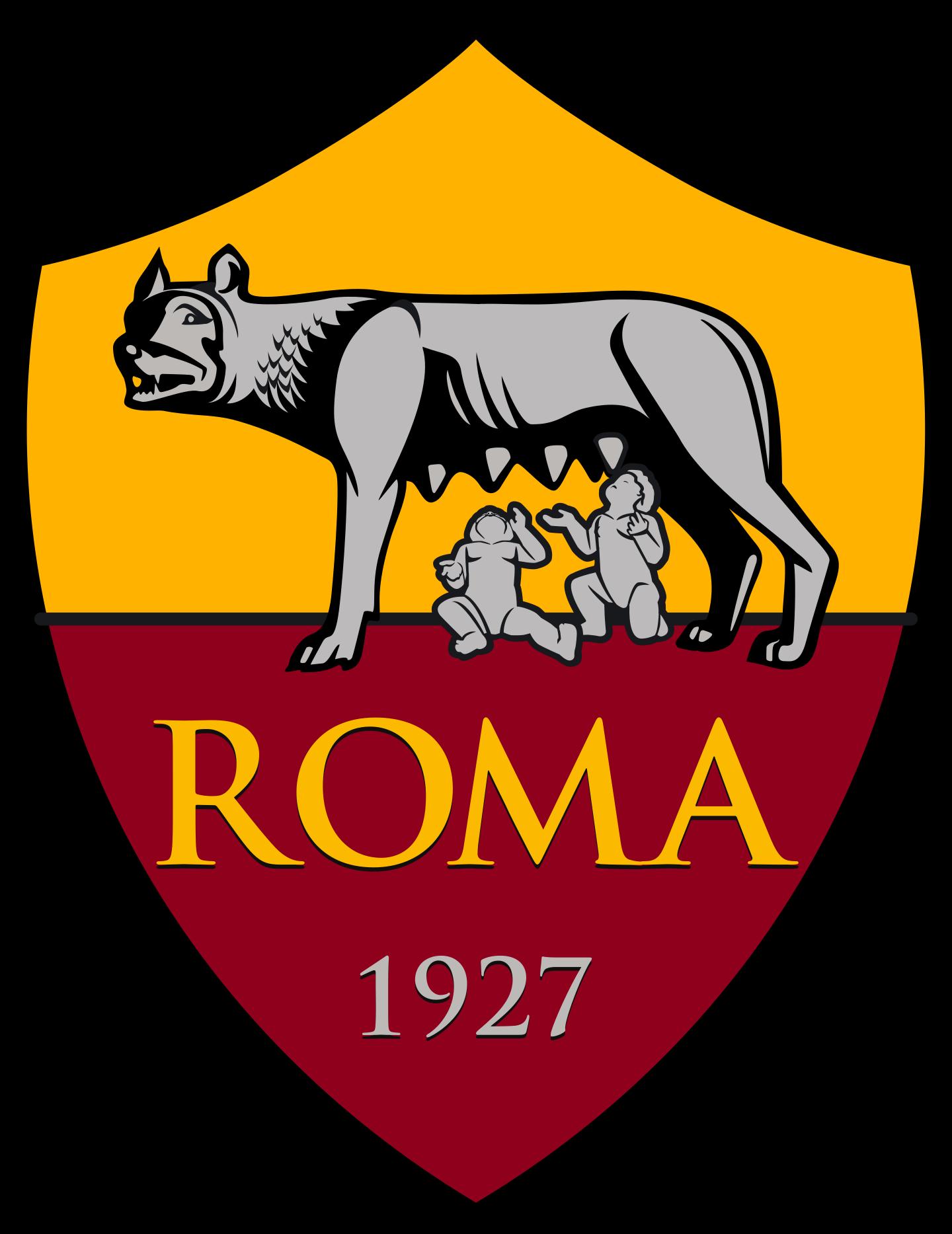 as roma logo 2 - AS Roma Logo