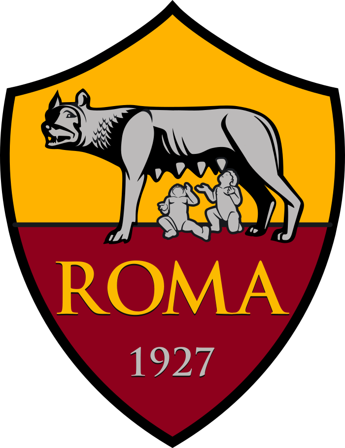 as roma logo 3 - AS Roma Logo