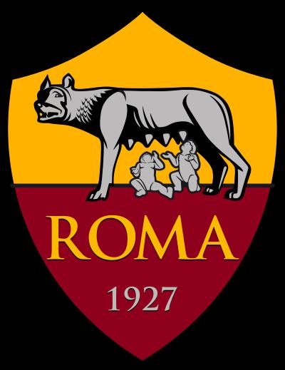 as roma logo 4 - AS Roma Logo