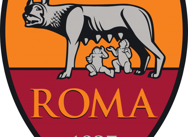 As Roma Logo, escudo.