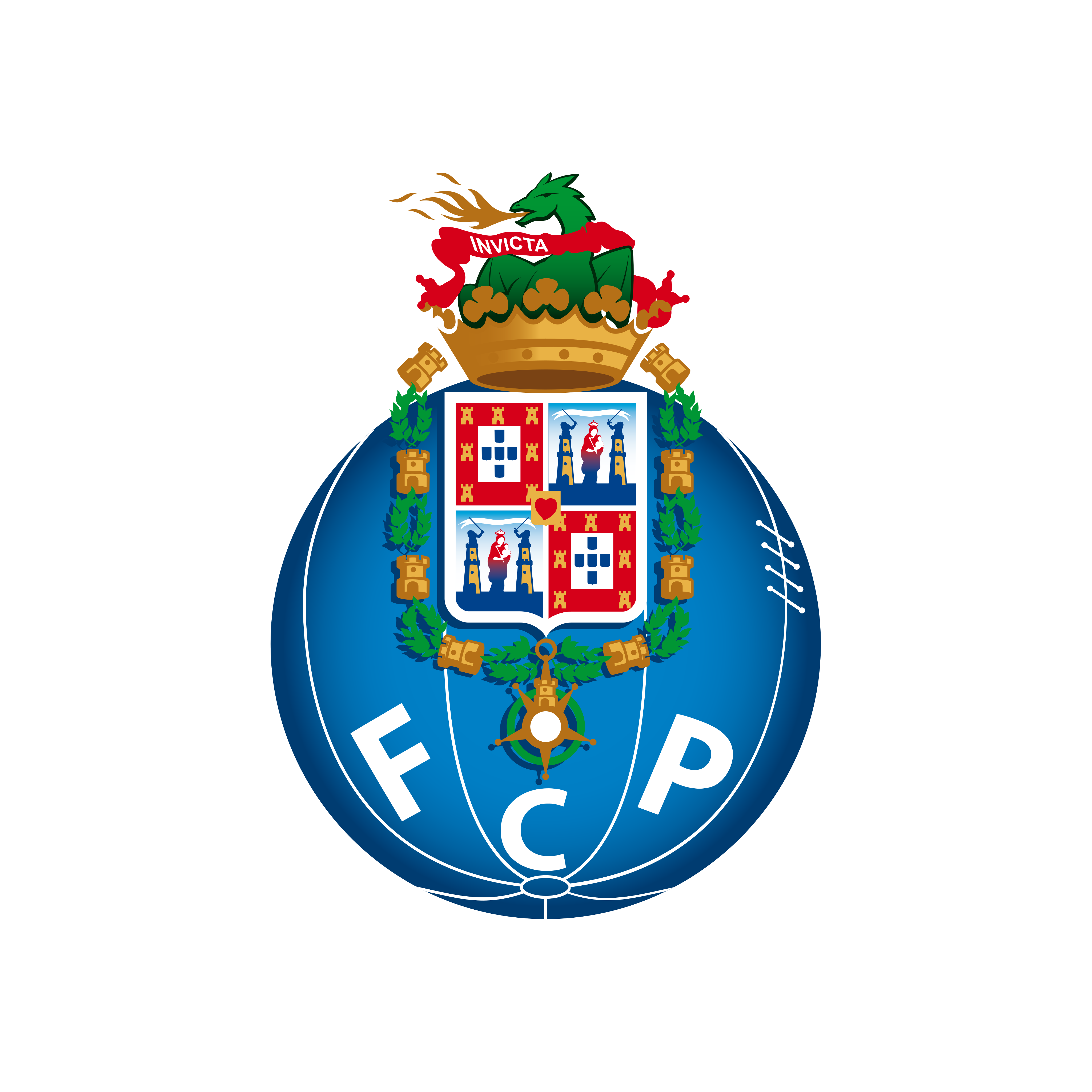 fc porto logo 0 - FC Porto Logo