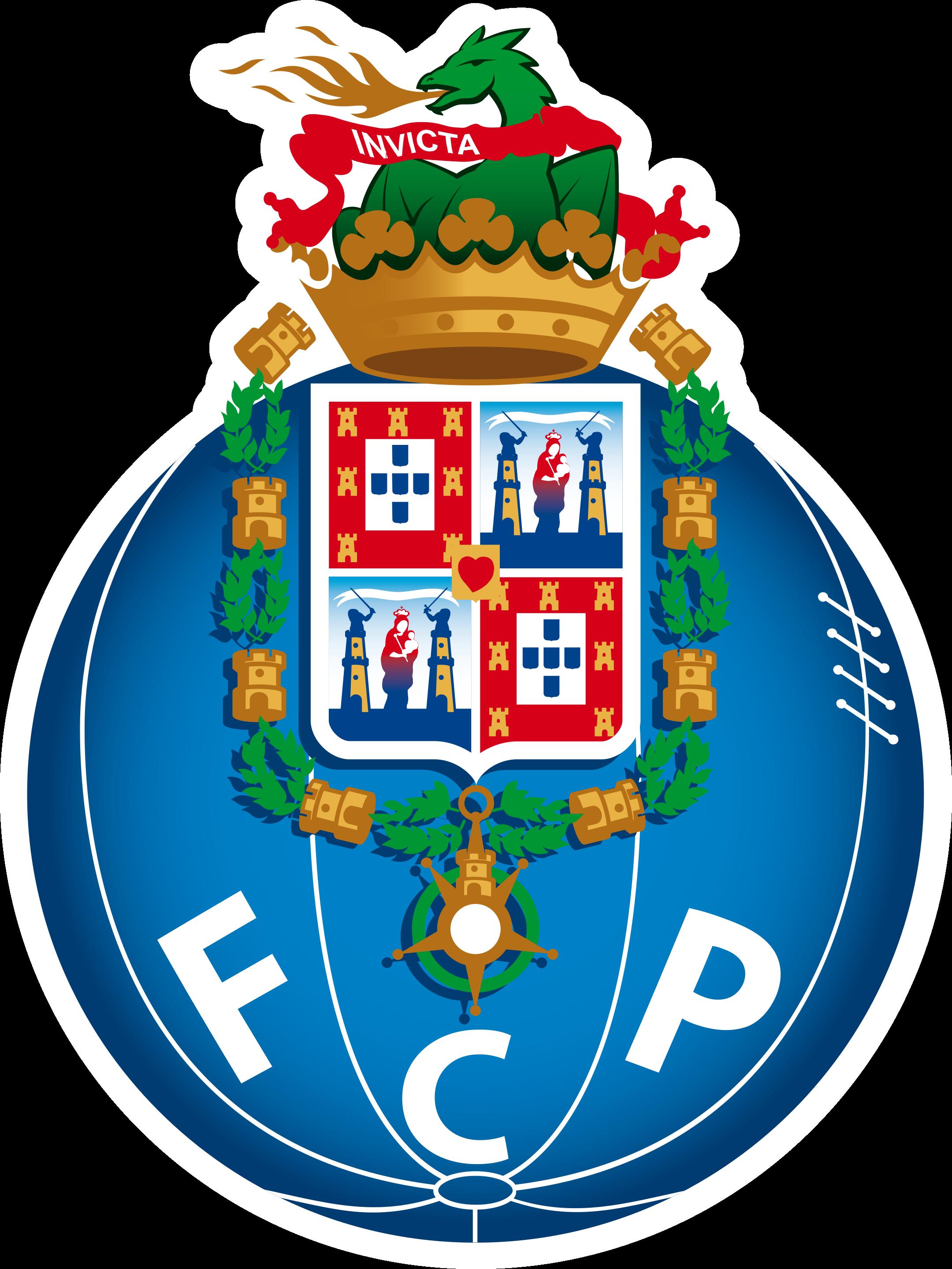 fc porto logo 1 - FC Porto Logo