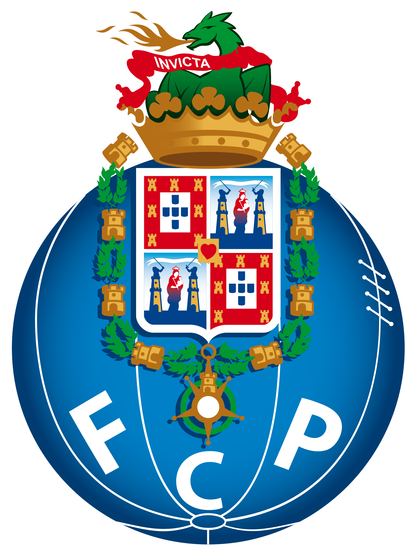 fc porto logo 2 - FC Porto Logo