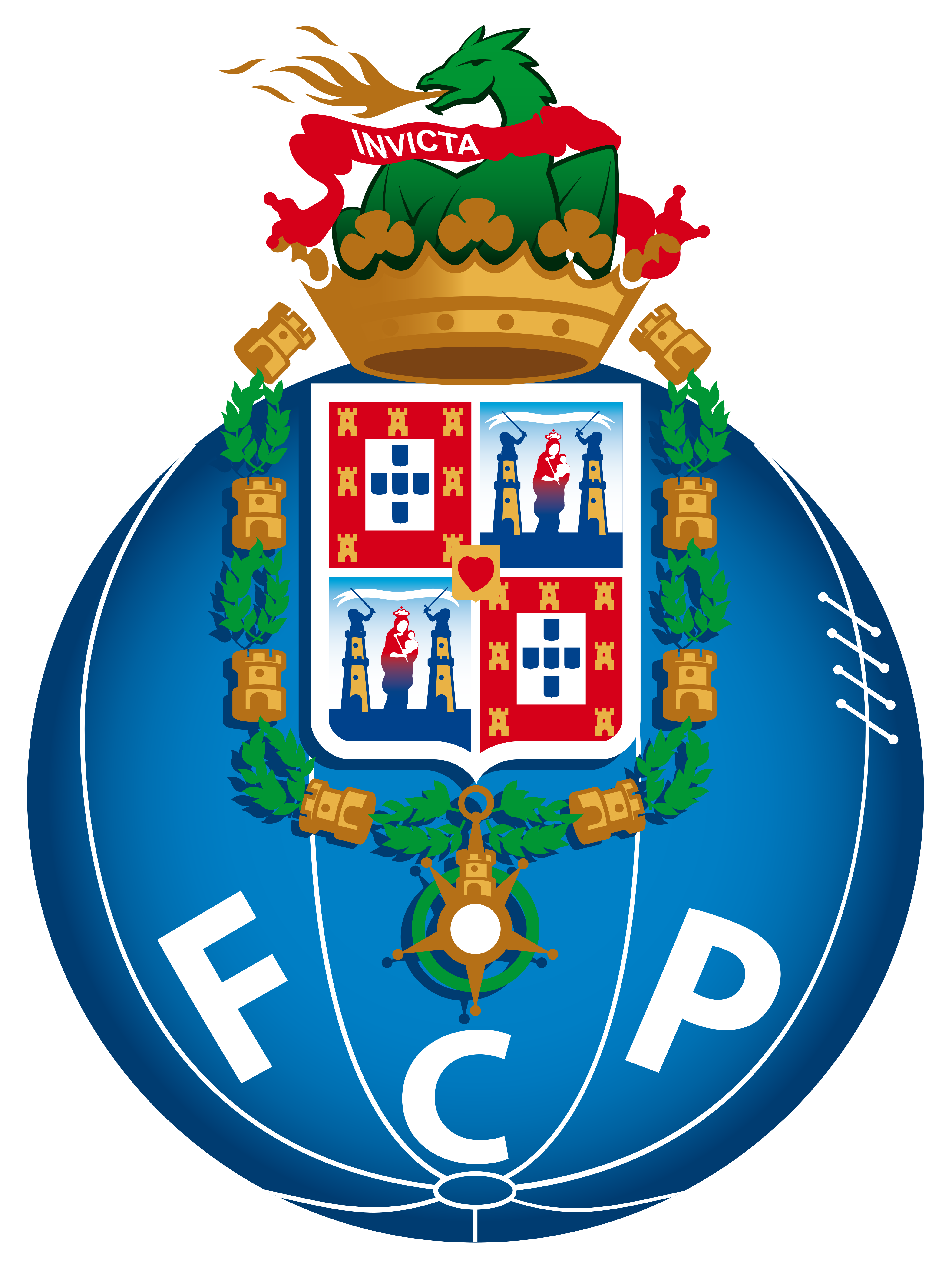 fc porto logo - FC Porto Logo