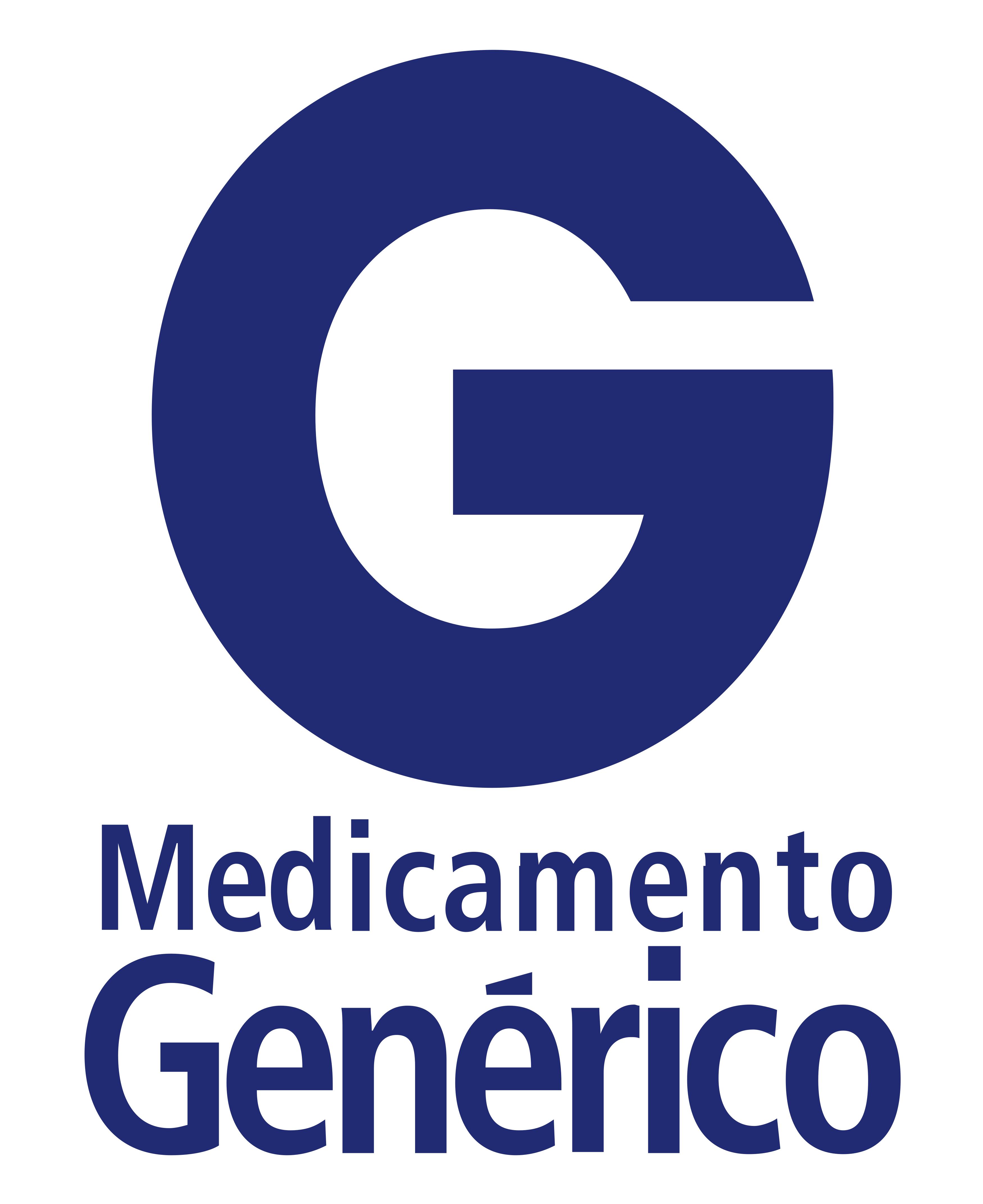 medicamento generico logo 2 - Genérico Logo - Medicamento Genérico Logo