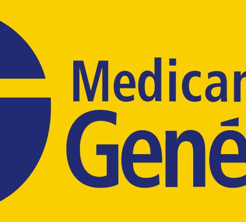 Medicamento Genérico Logo.