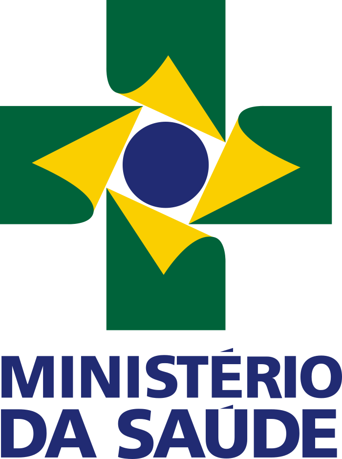 Ministério da Saúde Logo.