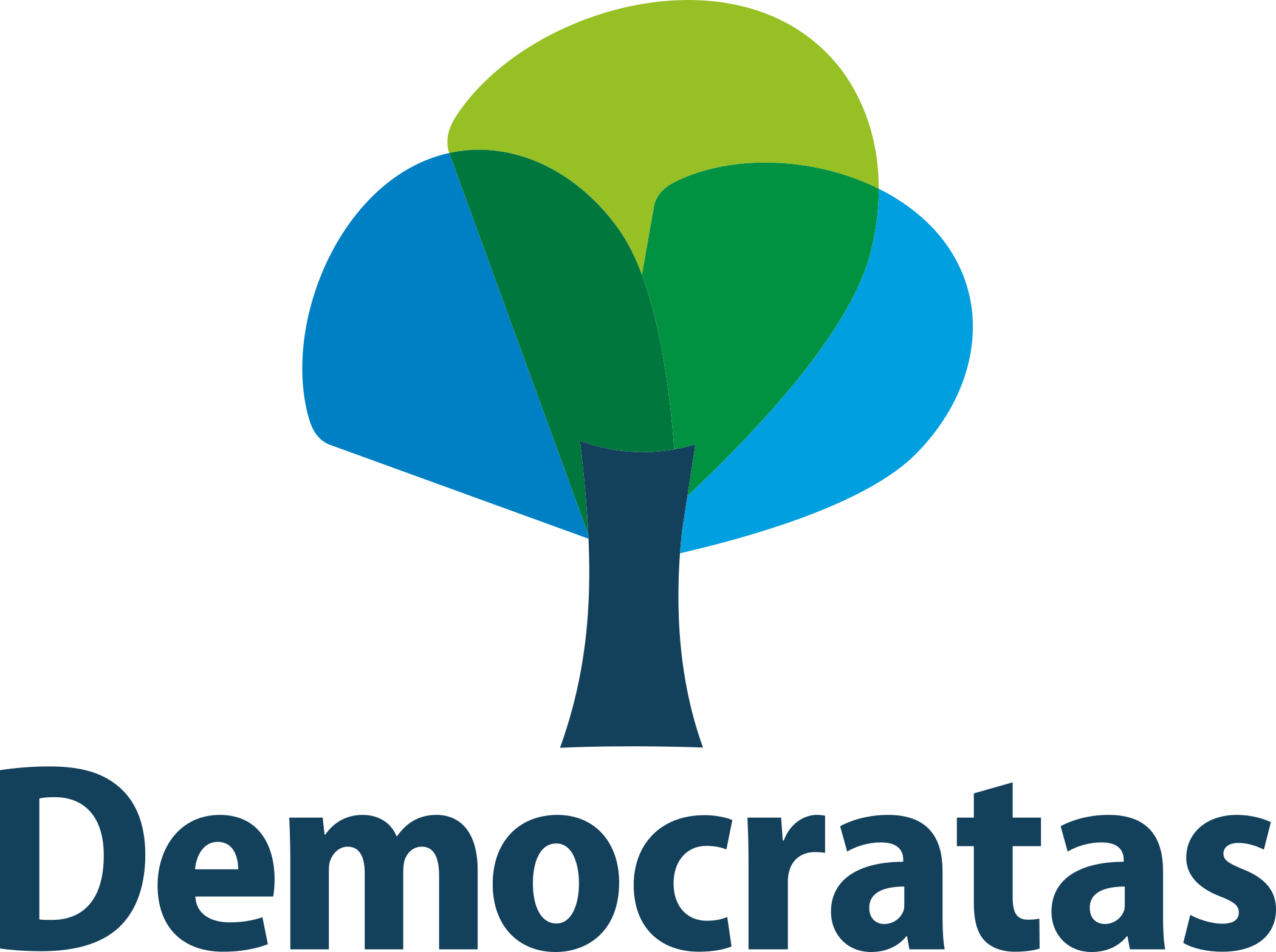 partido democratas dem logo 2 - DEM Logo - Partido Democratas Logo