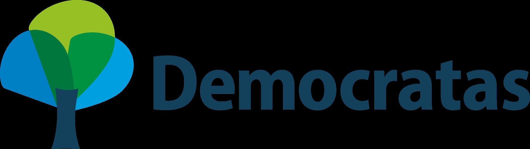partido democratas dem logo 3 - DEM Logo - Partido Democratas Logo