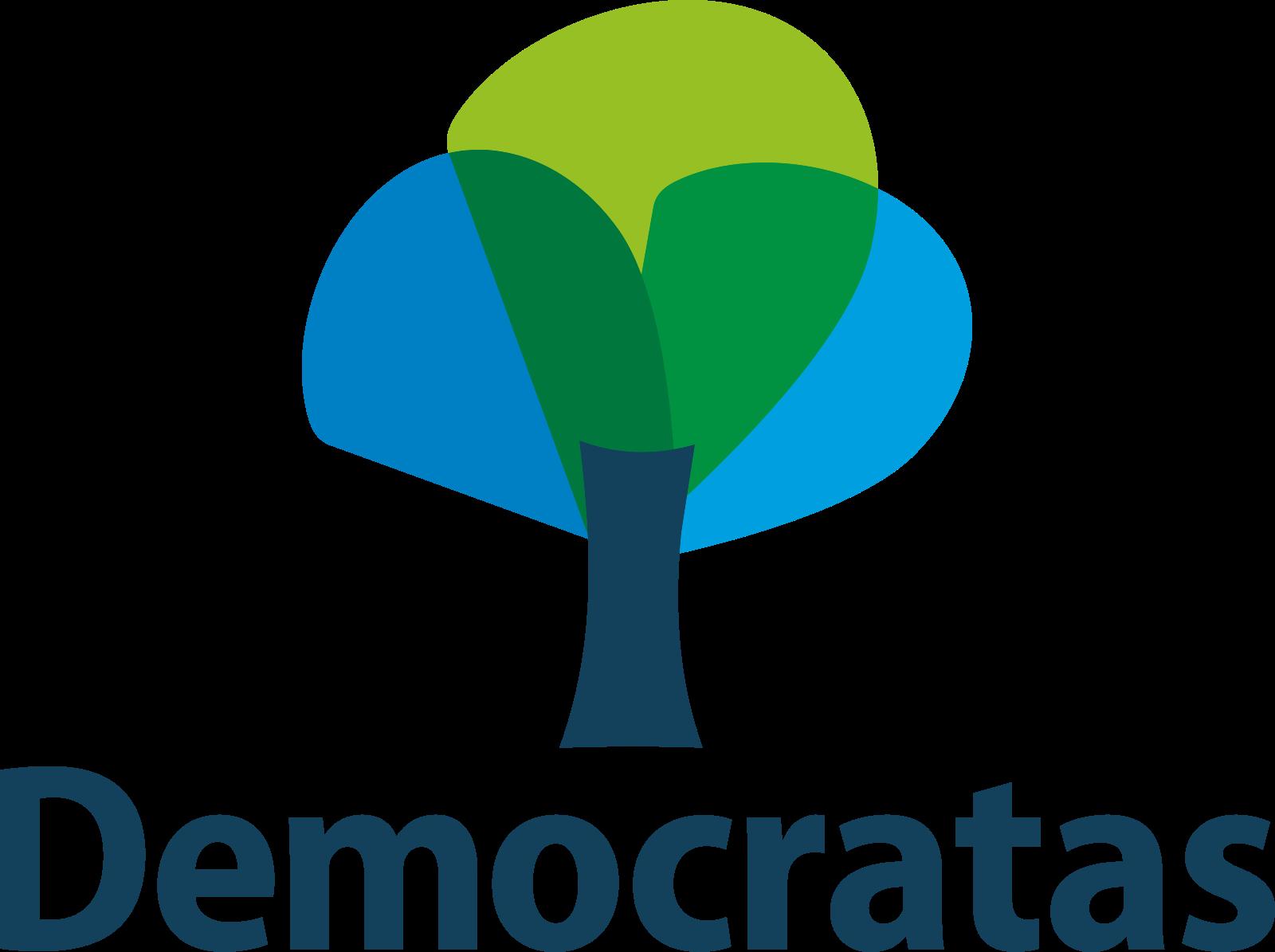 partido democratas dem logo 4 - DEM Logo - Partido Democratas Logo