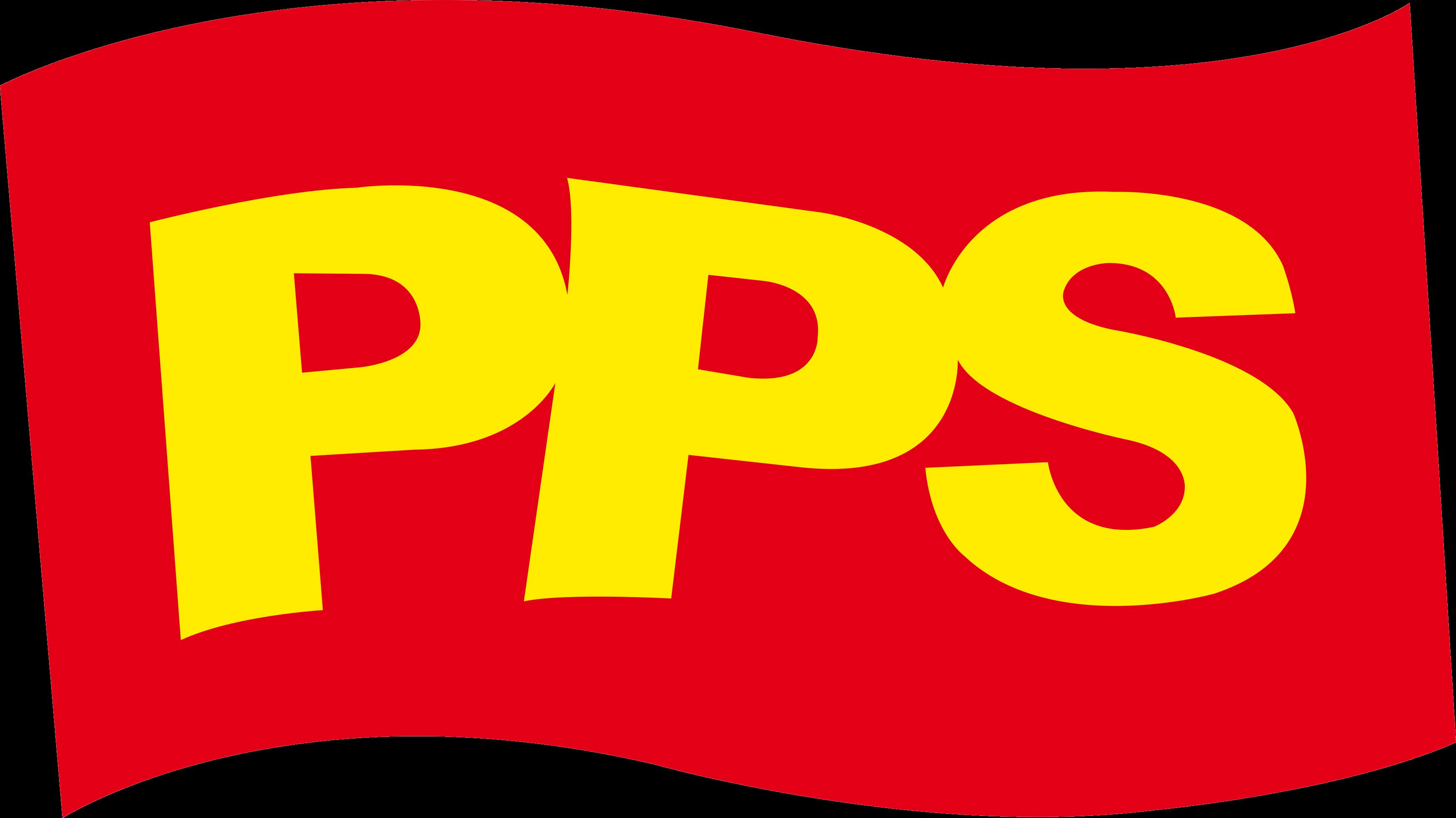 PPS Logo, Partido Popular Socialista logo.