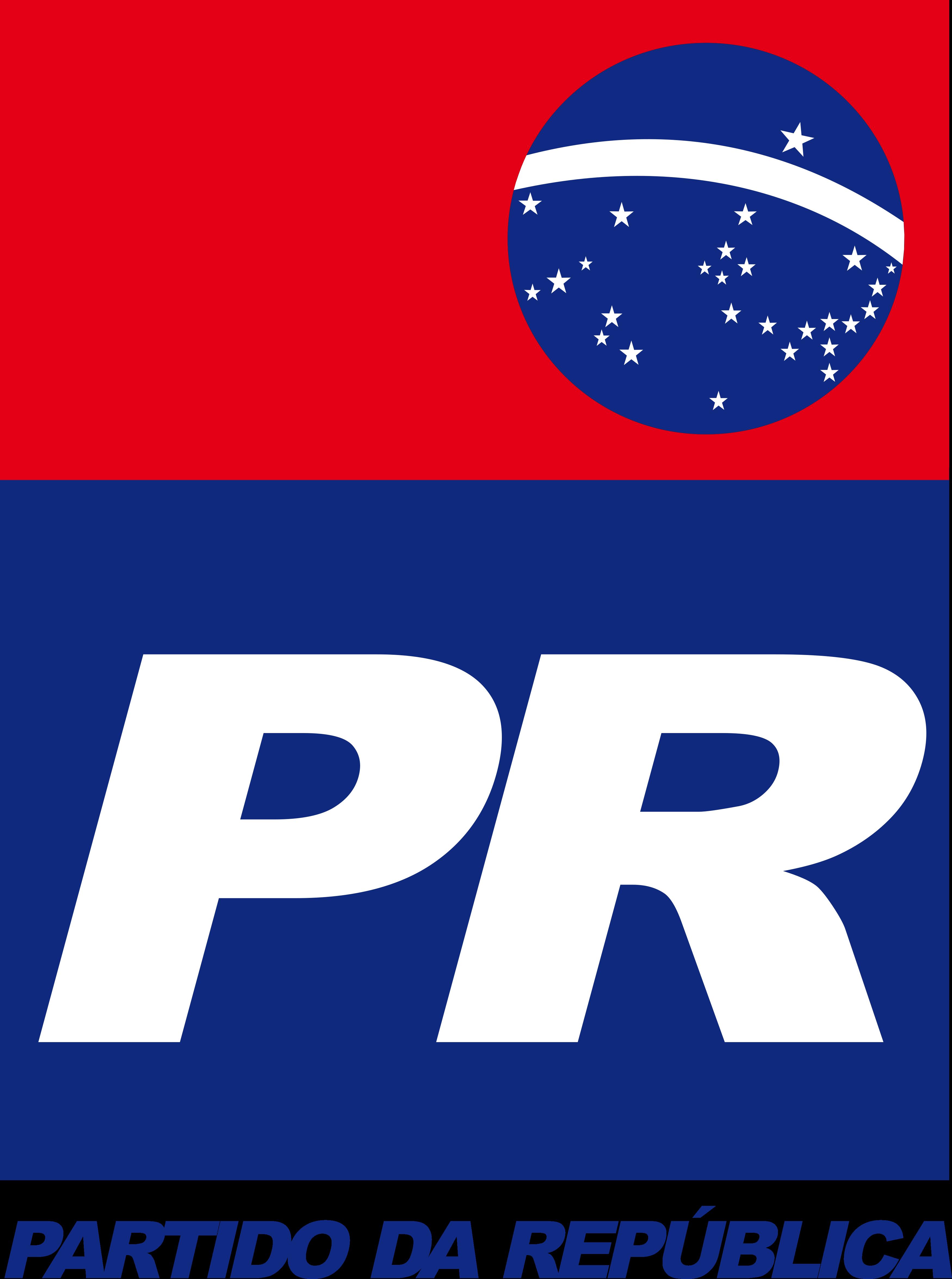 PR Logo - Partido da República Logo.