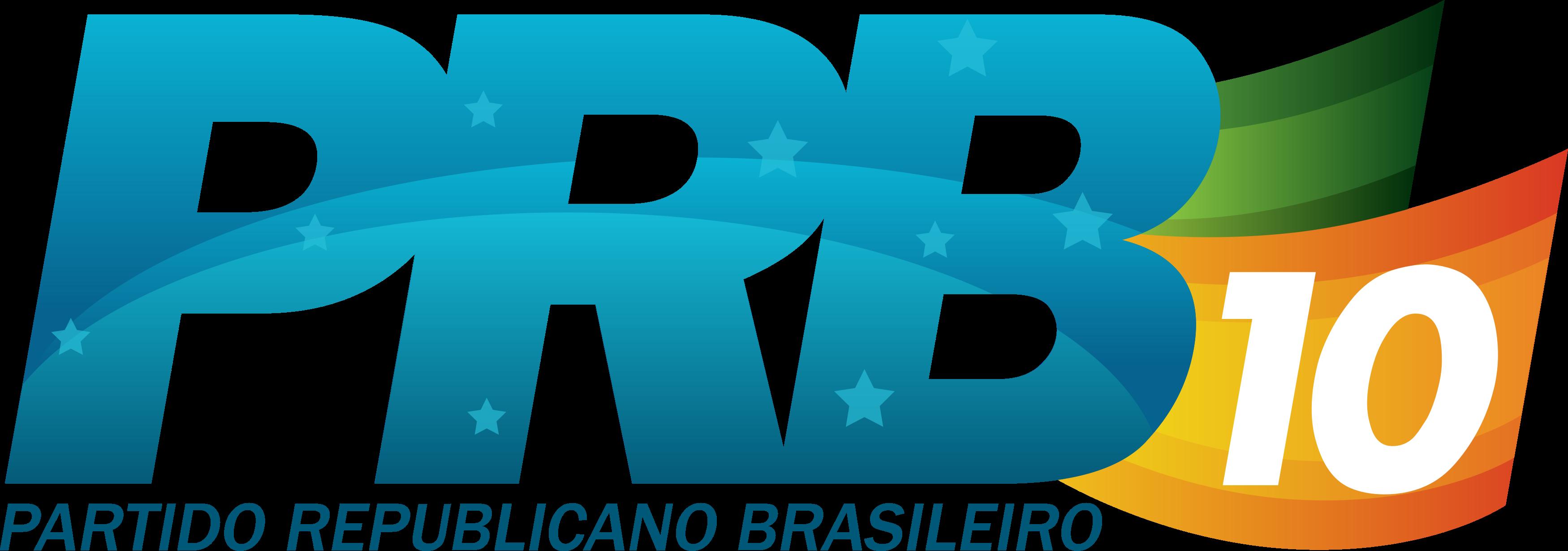 PRB Logo, Partido Republicano Brasileiro Logo.