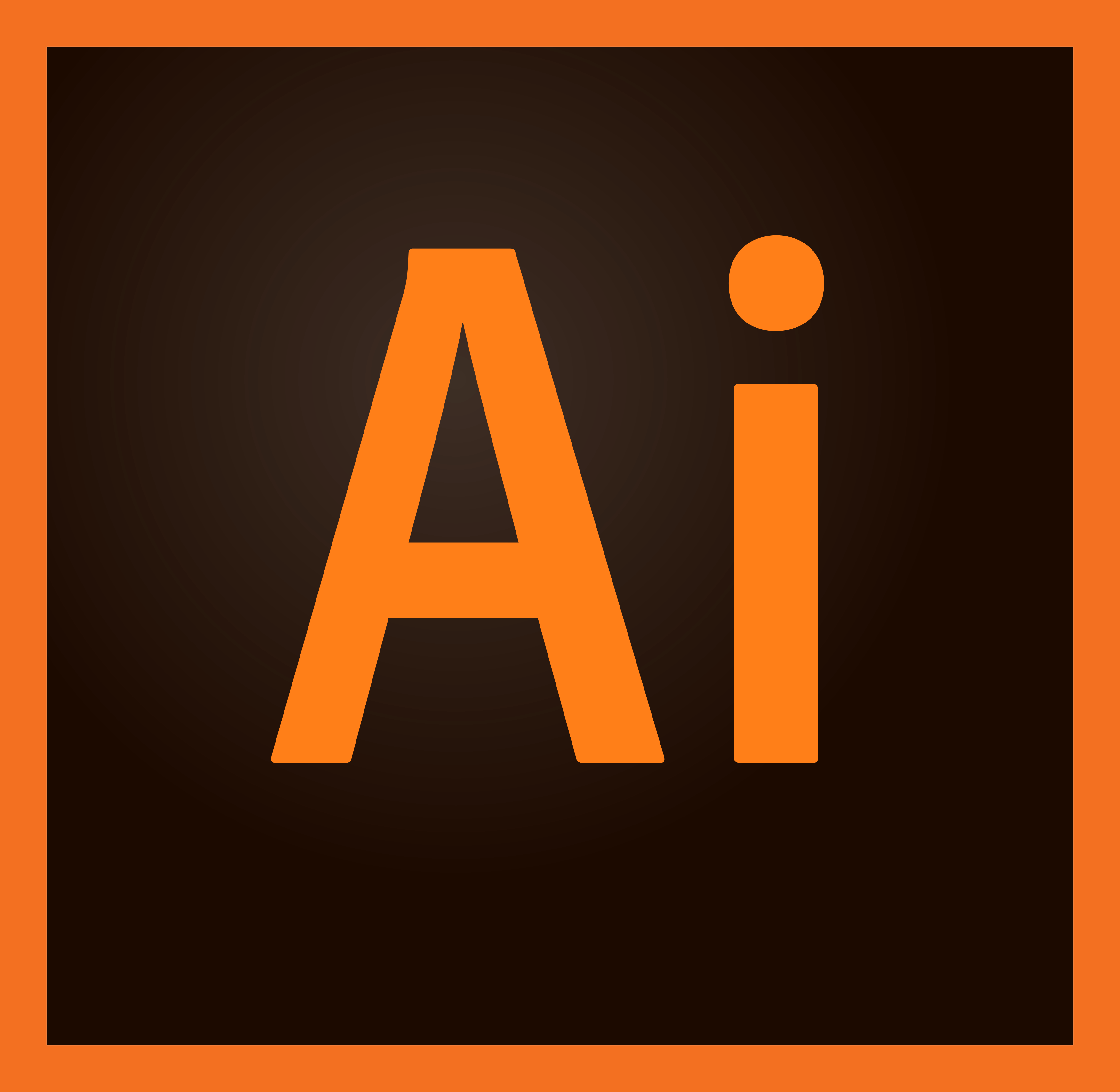 Adobe Illustrator Ai Logo.