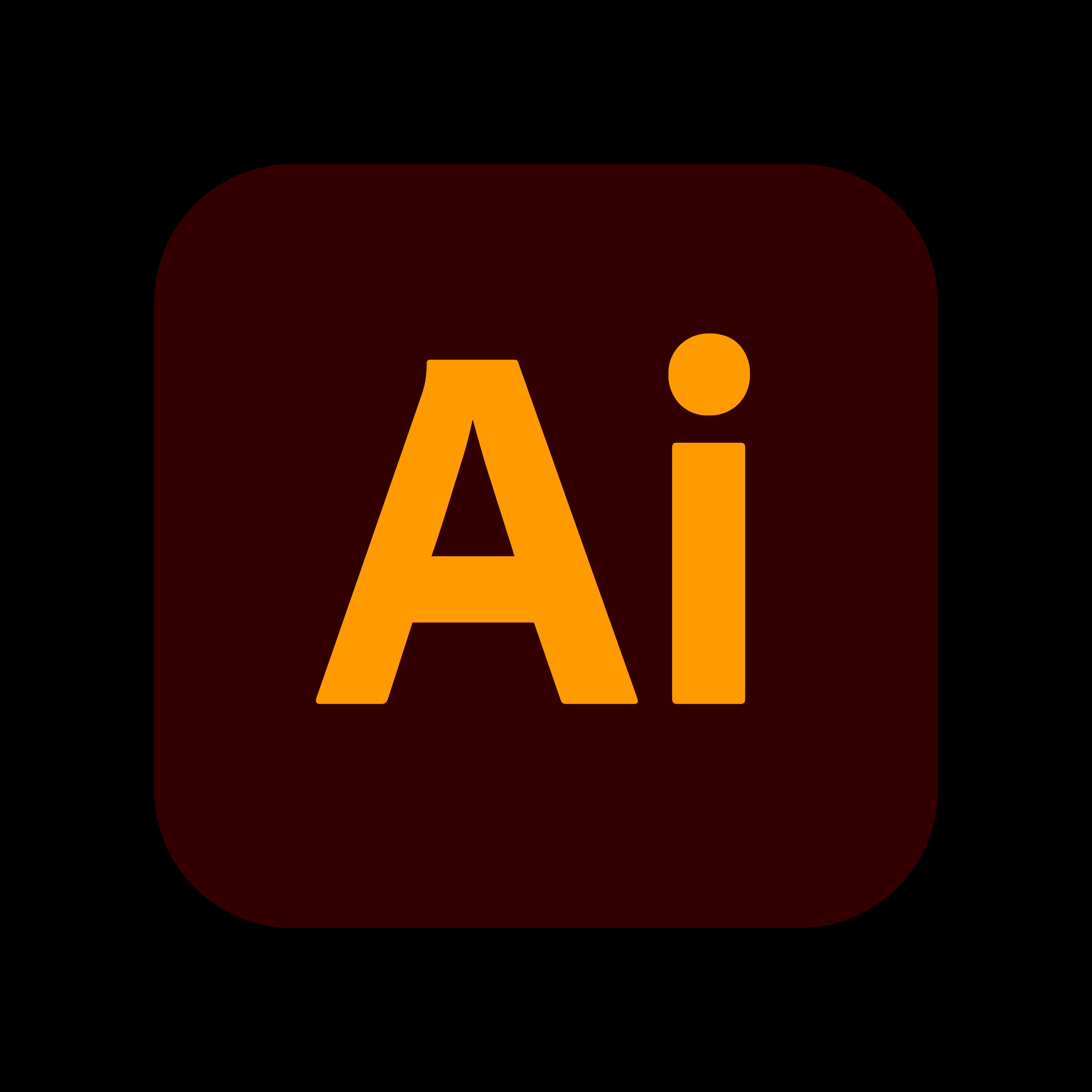 adobe Illustrator logo 0 1 - Adobe Illustrator Logo