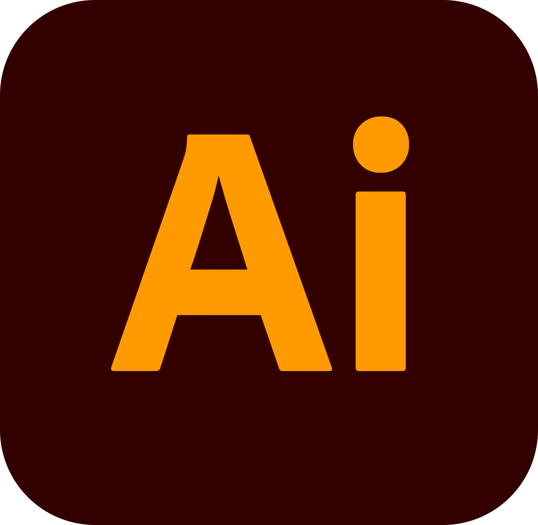 adobe Illustrator logo 2 1 - Adobe Illustrator Logo
