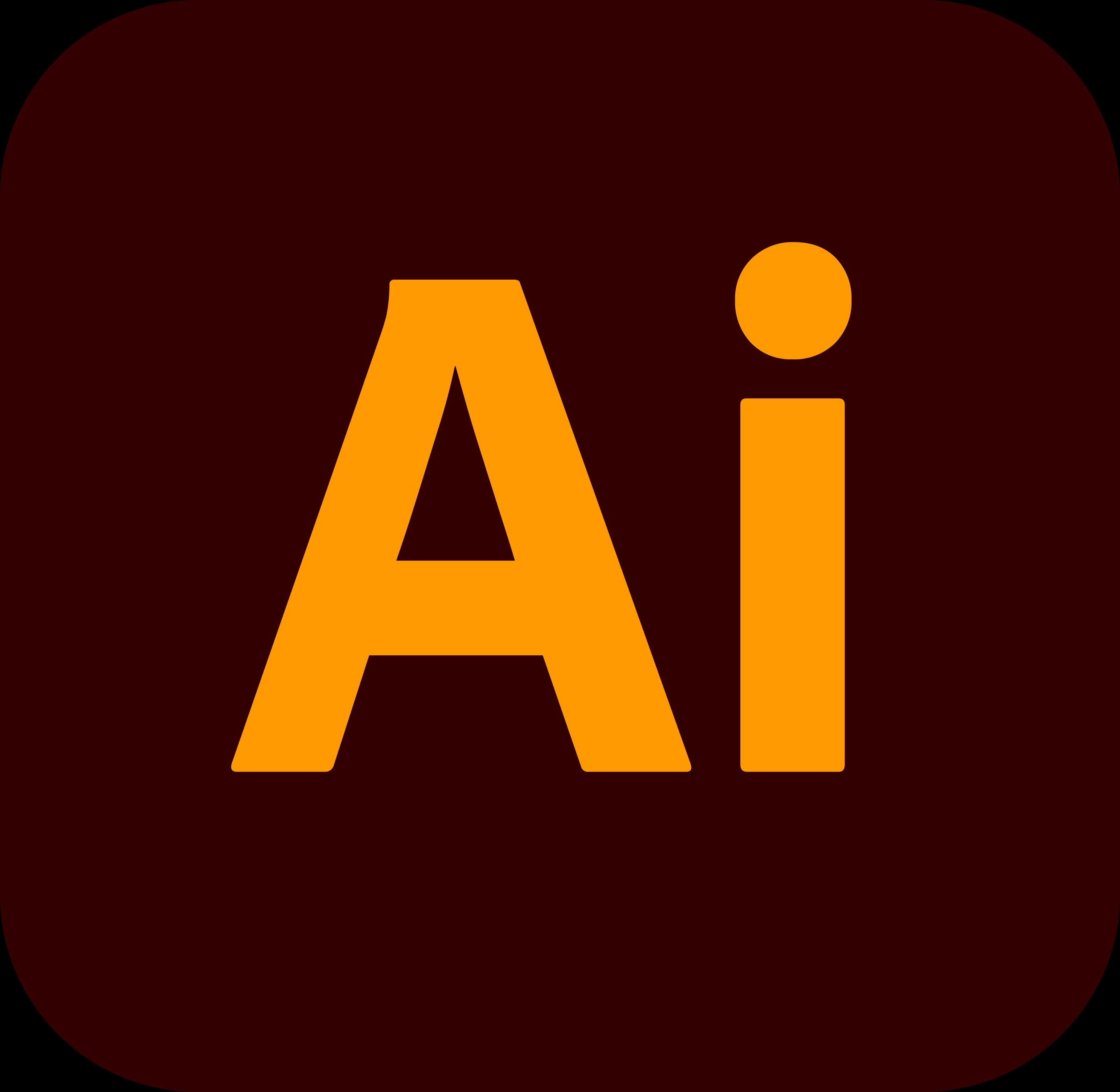 adobe Illustrator logo 5 - Adobe Illustrator Logo