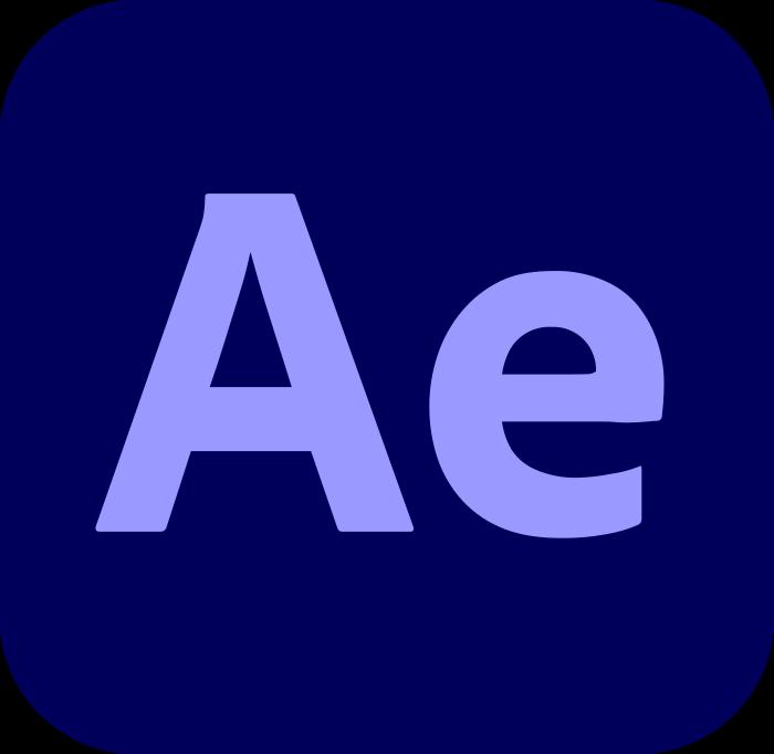 adobe after effects logo 3 1 - Adobe After Effects Logo