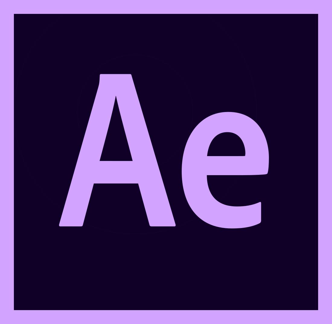 adobe after effects logo 3 - Adobe After Effects Logo
