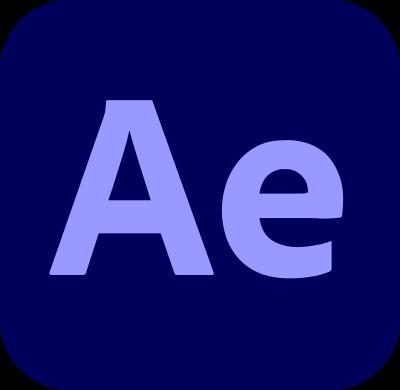 adobe after effects logo 4 1 - Adobe After Effects Logo